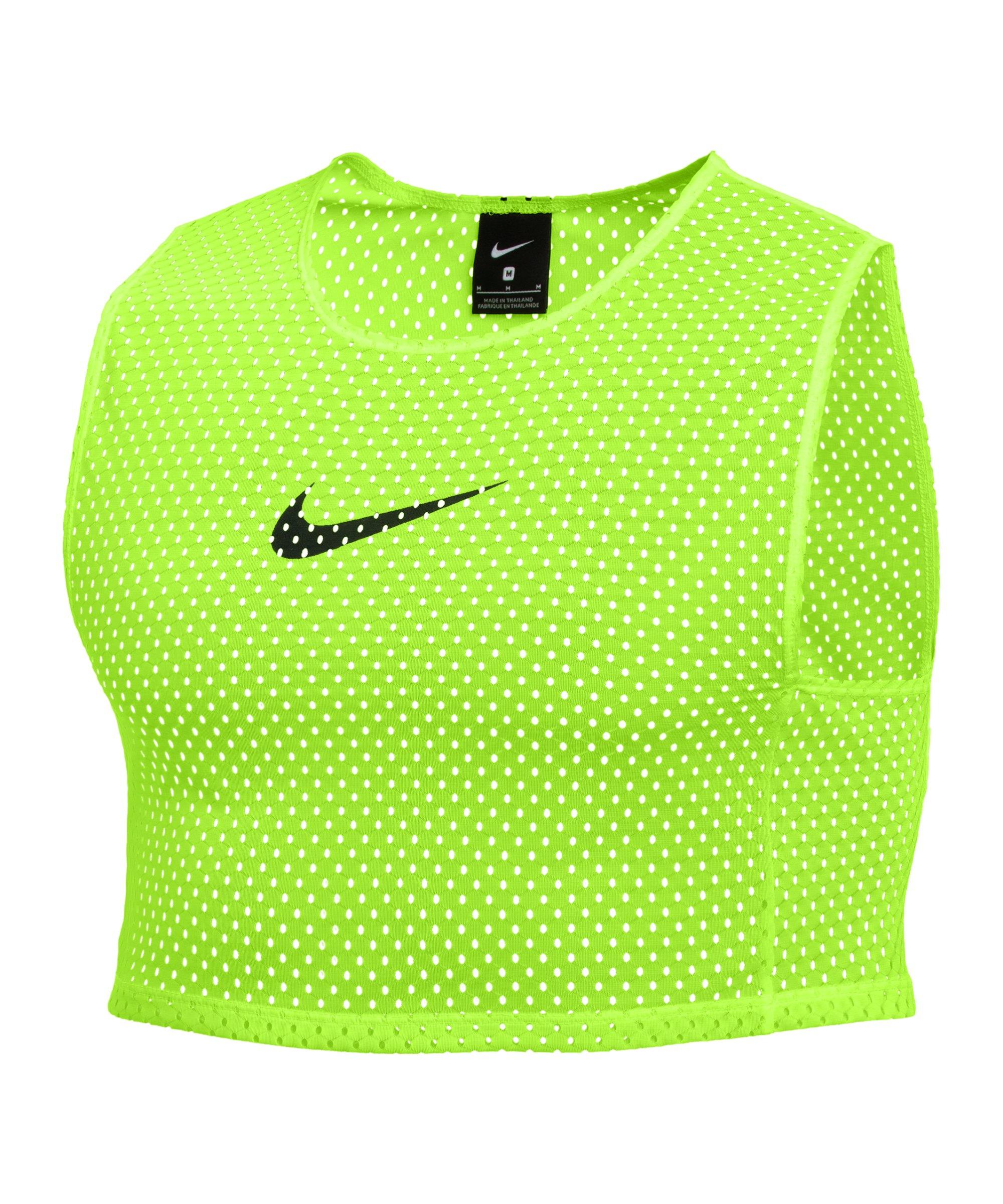 Nike Park Markierungshemdchen 3er Pack Volt F702 - gelb