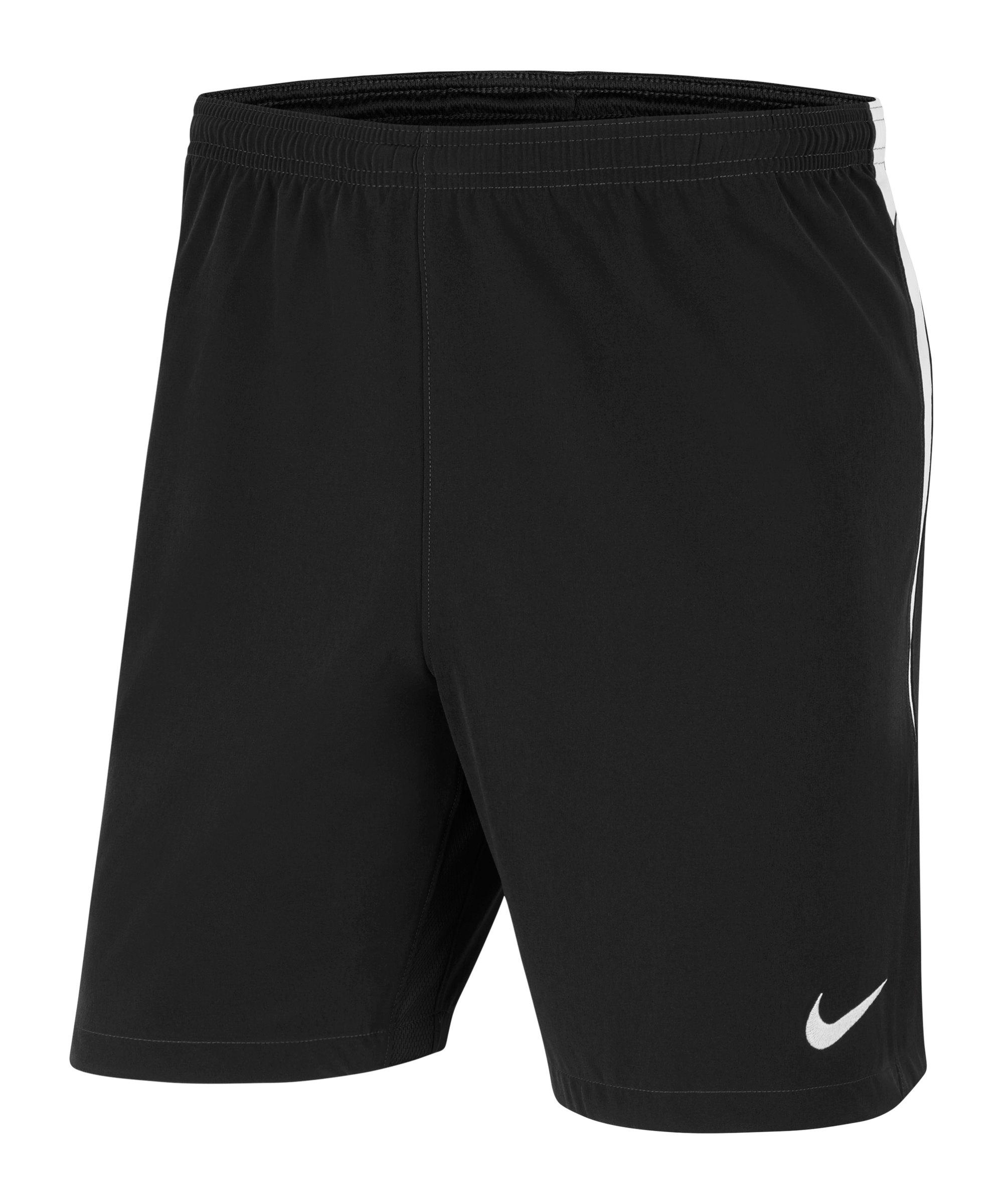Nike Venom III Woven Short Schwarz Weiss F010 - schwarz