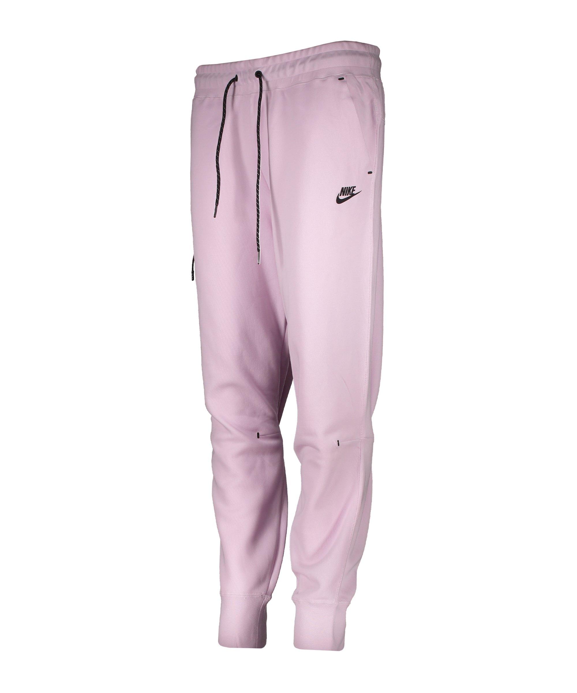 Nike Tech Fleece Jogginghose Damen Pink F695 - pink
