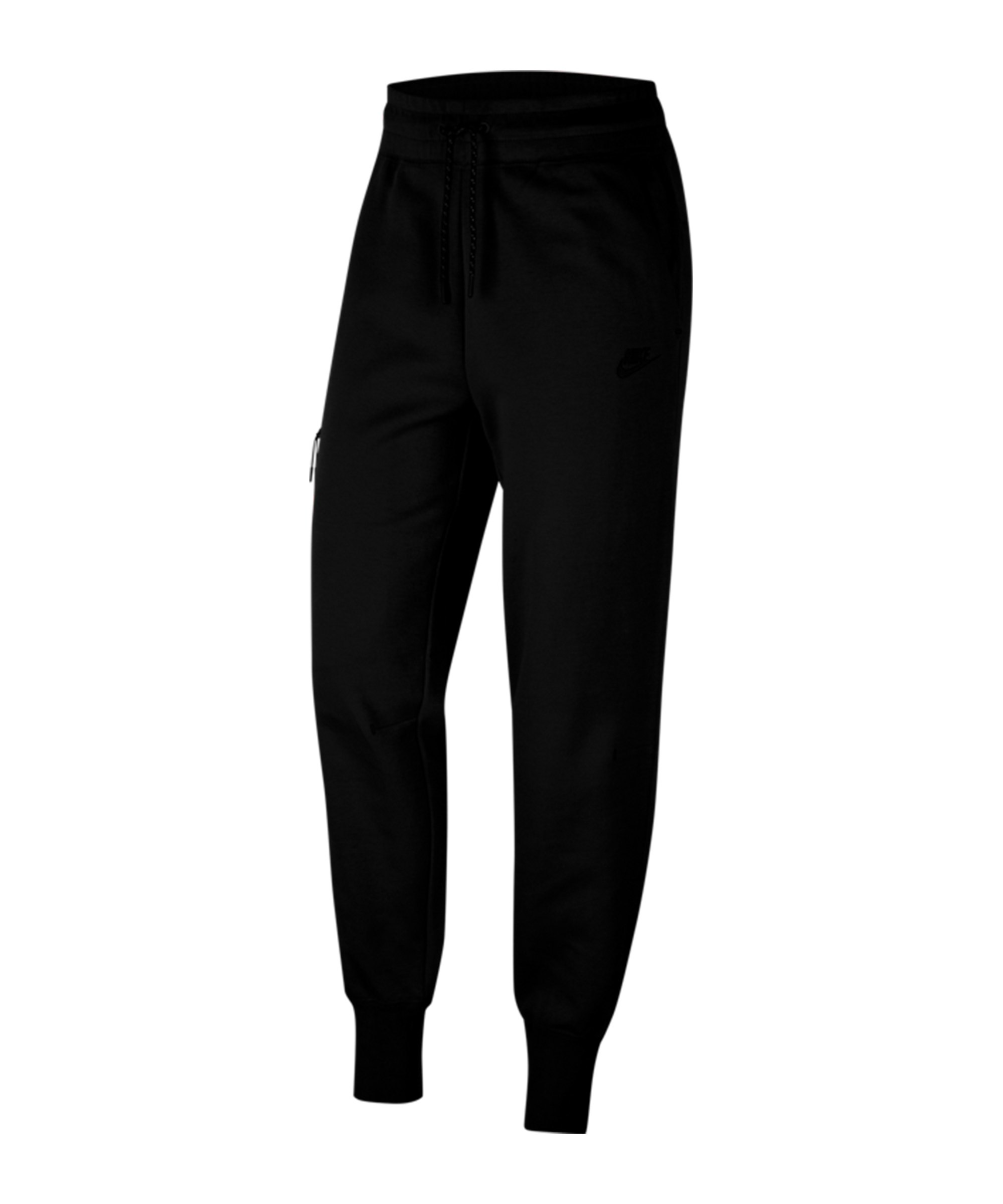 Nike Tech Fleece Jogginghose Damen Schwarz F010 - schwarz