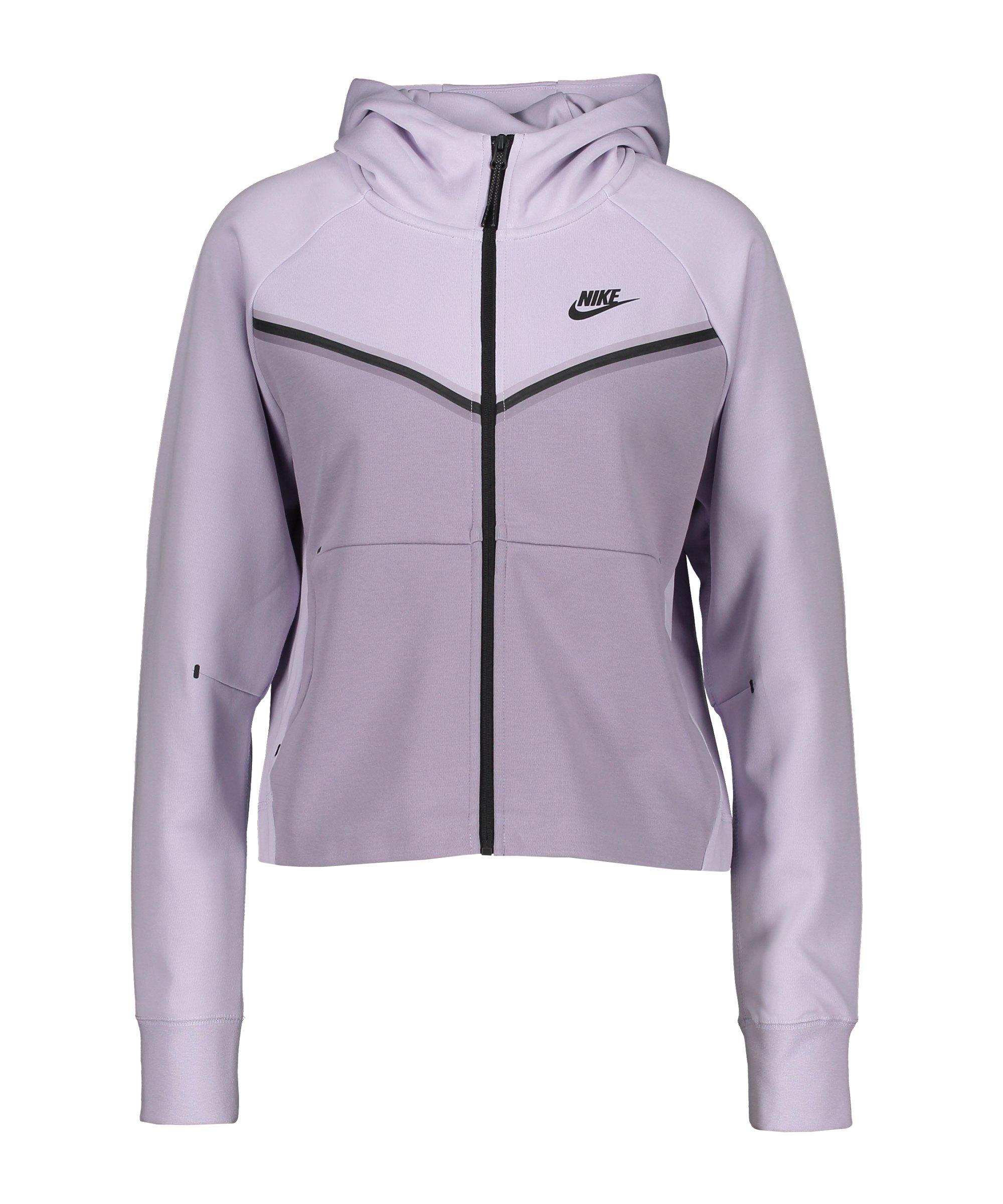 Nike Tech Fleece Windrunner Damen Lila F578 - lila