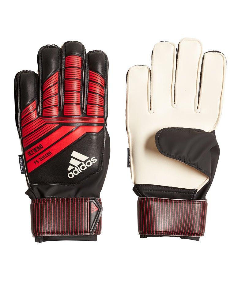 adidas Predator FS TW-Handschuh Kids Schwarz Rot - schwarz
