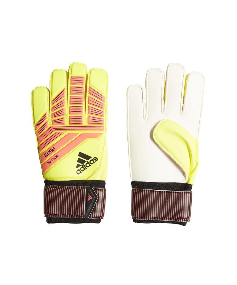 adidas Predator Replique TW-Handschuh Gelb Rot - gelb
