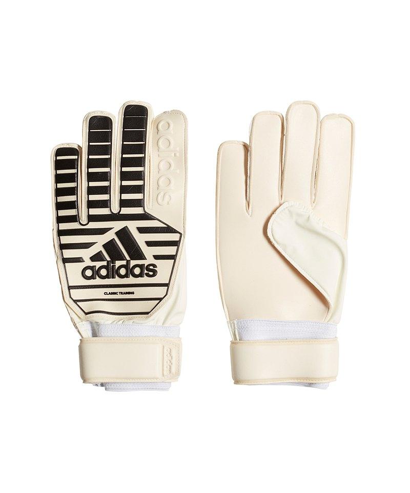 adidas Classic Training TW-Handschuh Weiss Schwarz - weiss