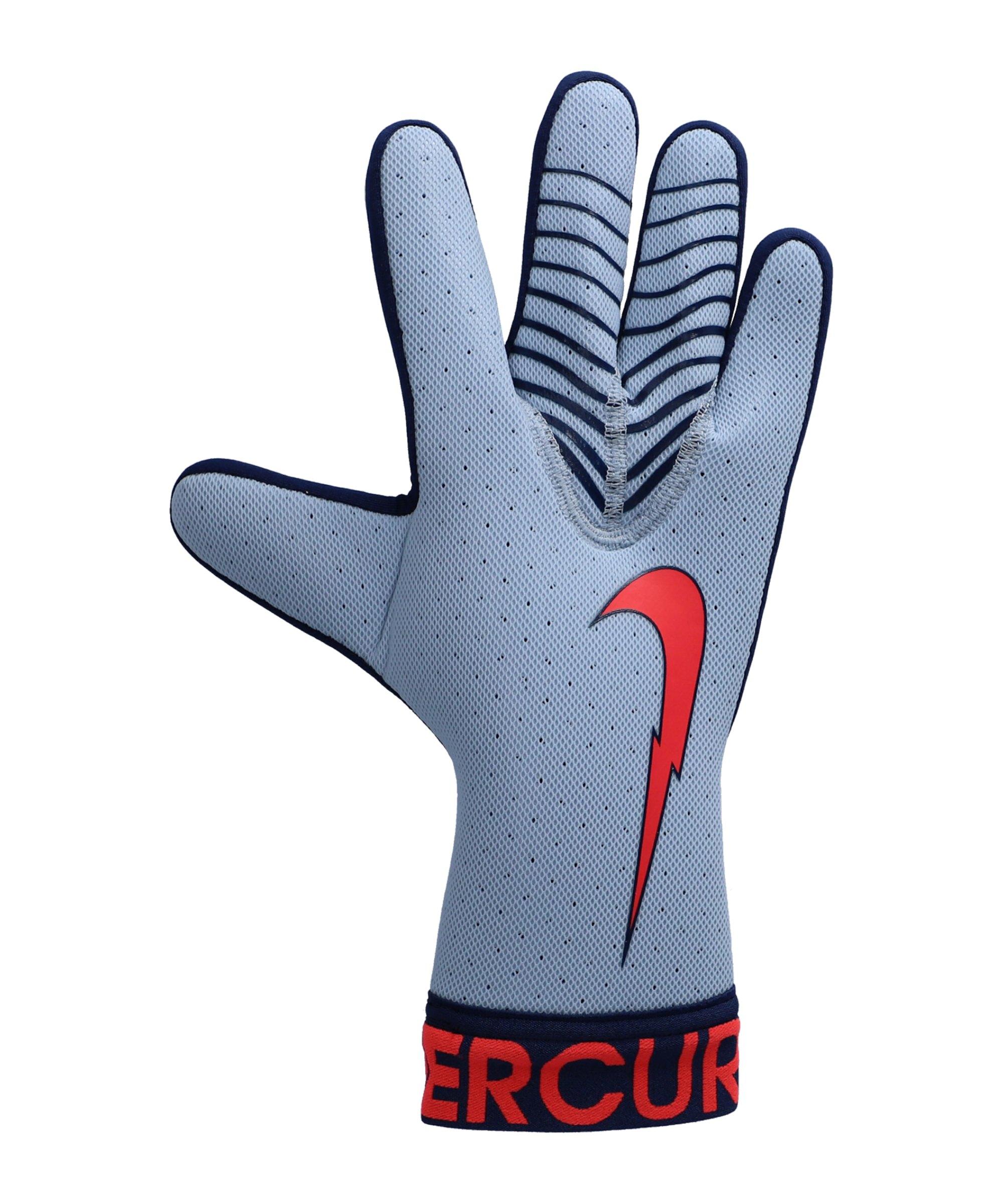 Nike Mercurial Touch Elite Promo TW-Handschuh F440 - blau