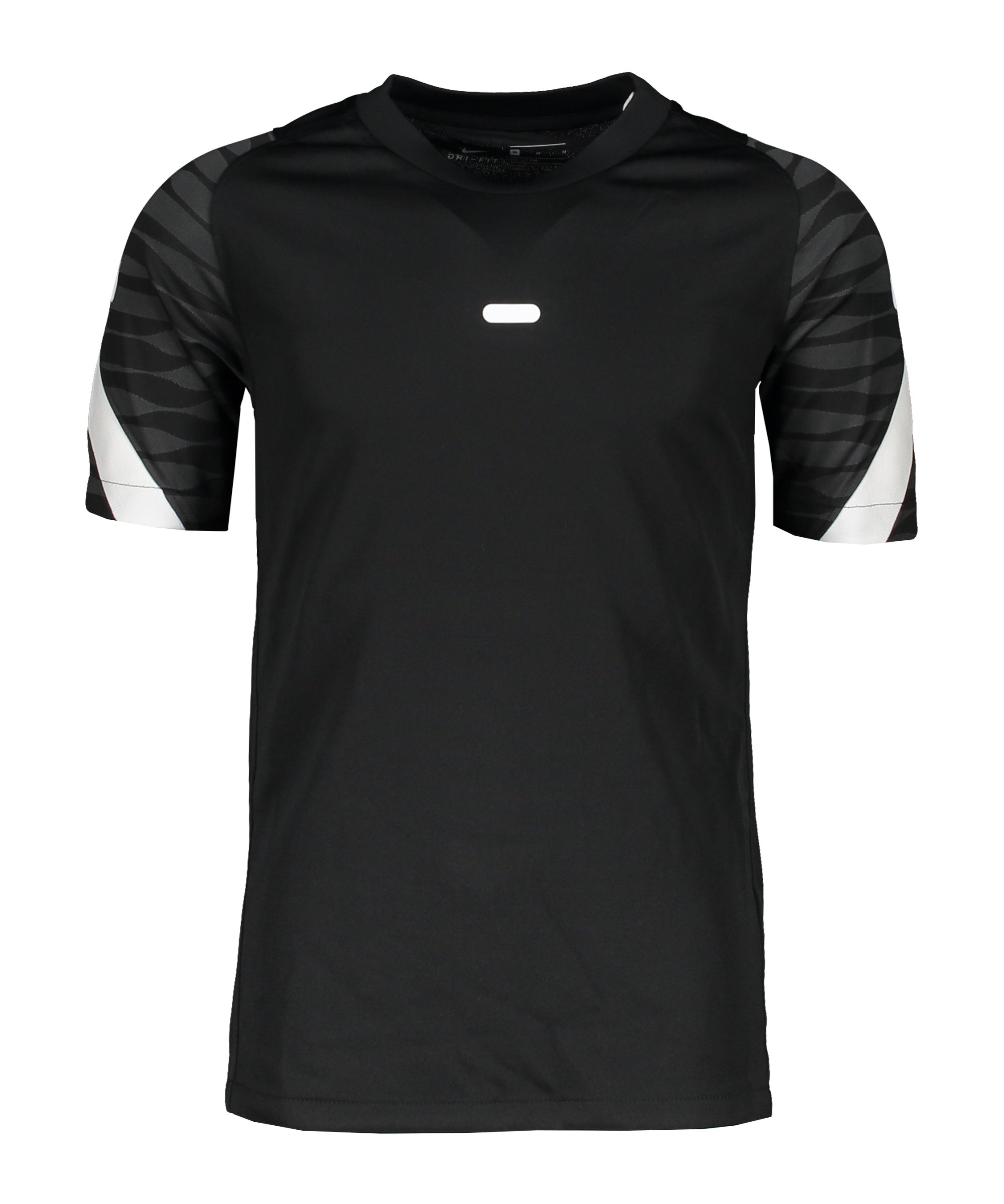 Nike Strike 21 T-Shirt Schwarz Weiss F010 - schwarz