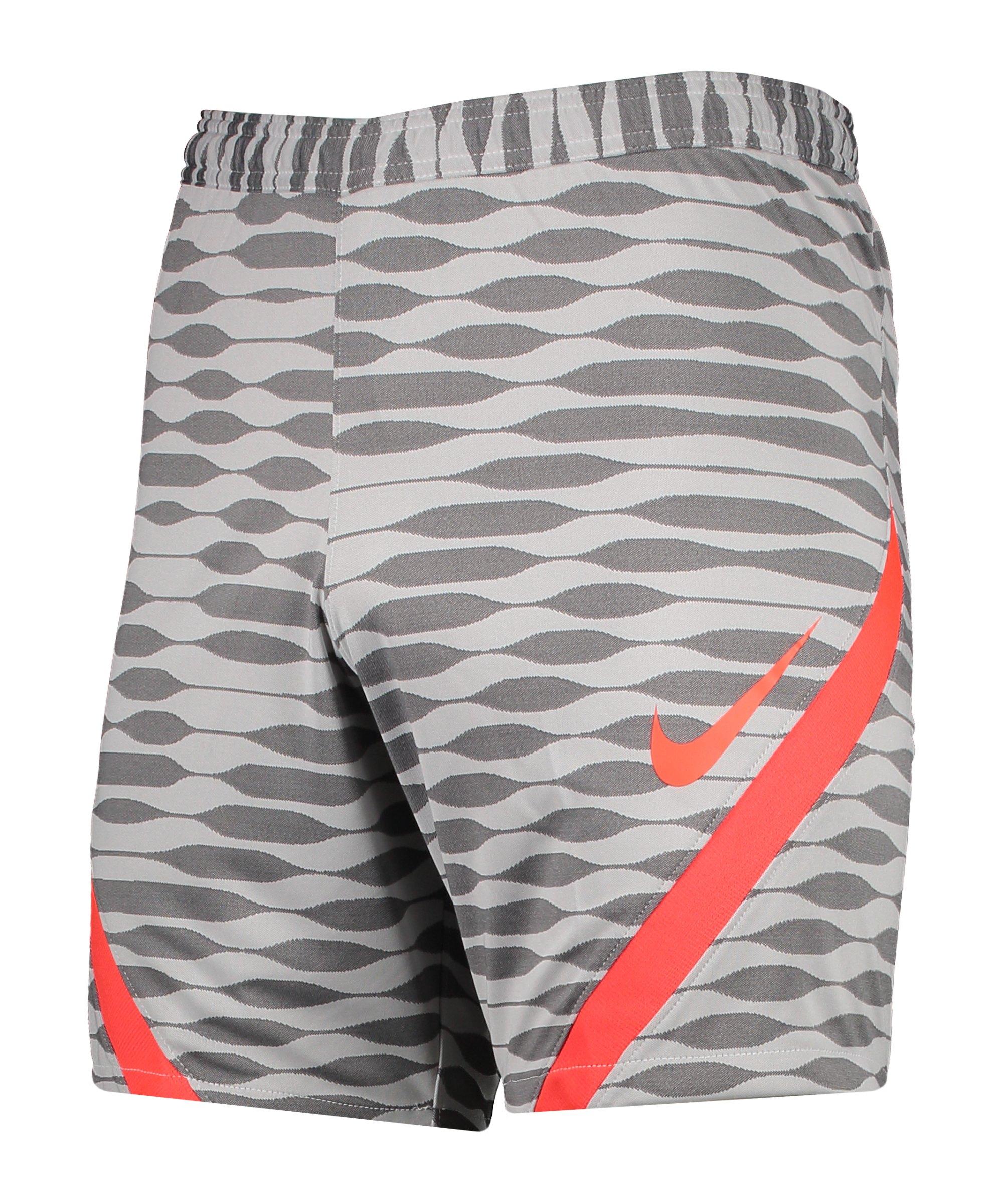 Nike Strike 21 Knit Short Weiss F100 - weiss