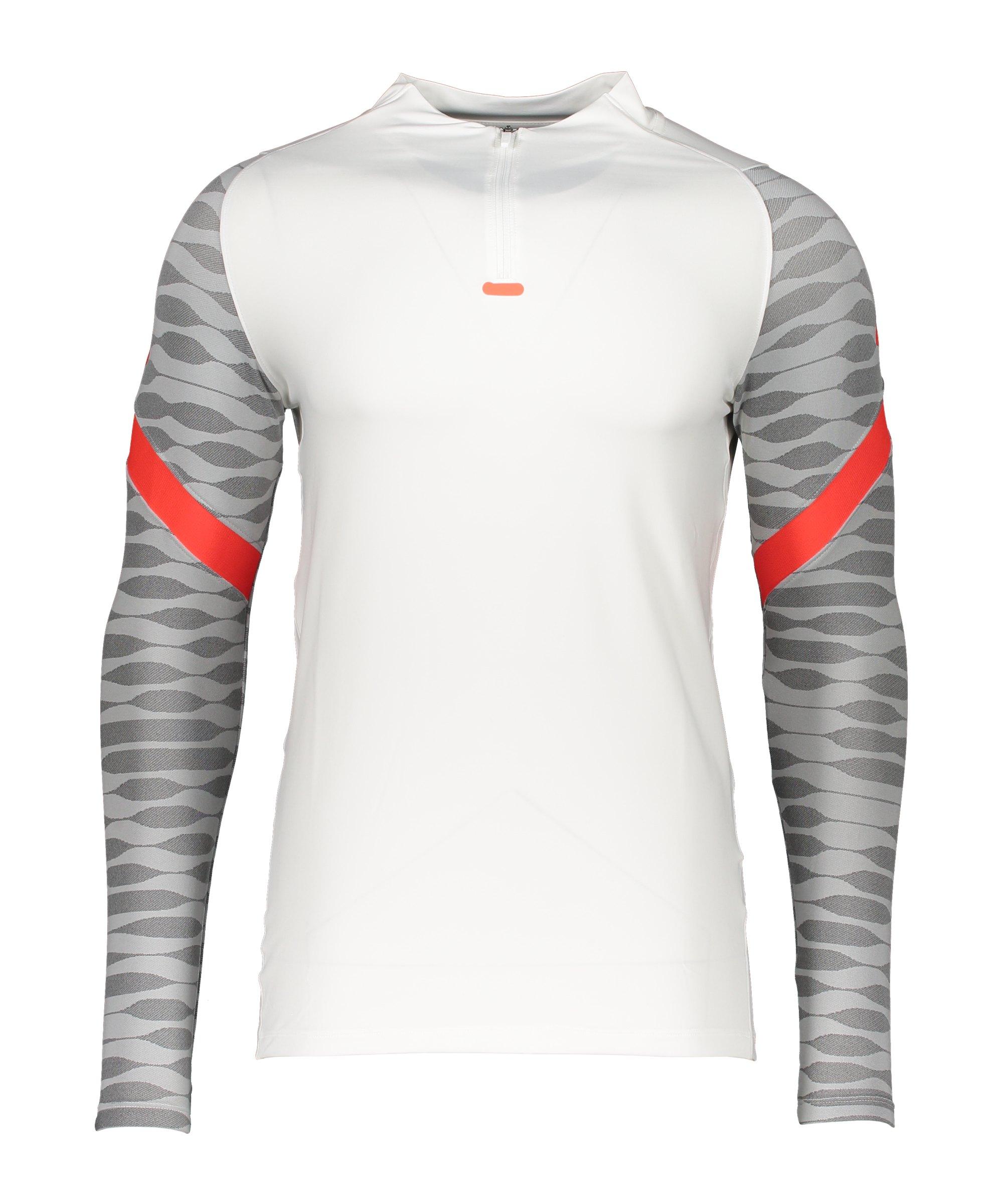 Nike Strike 21 Drill Top Weiss F101 - weiss