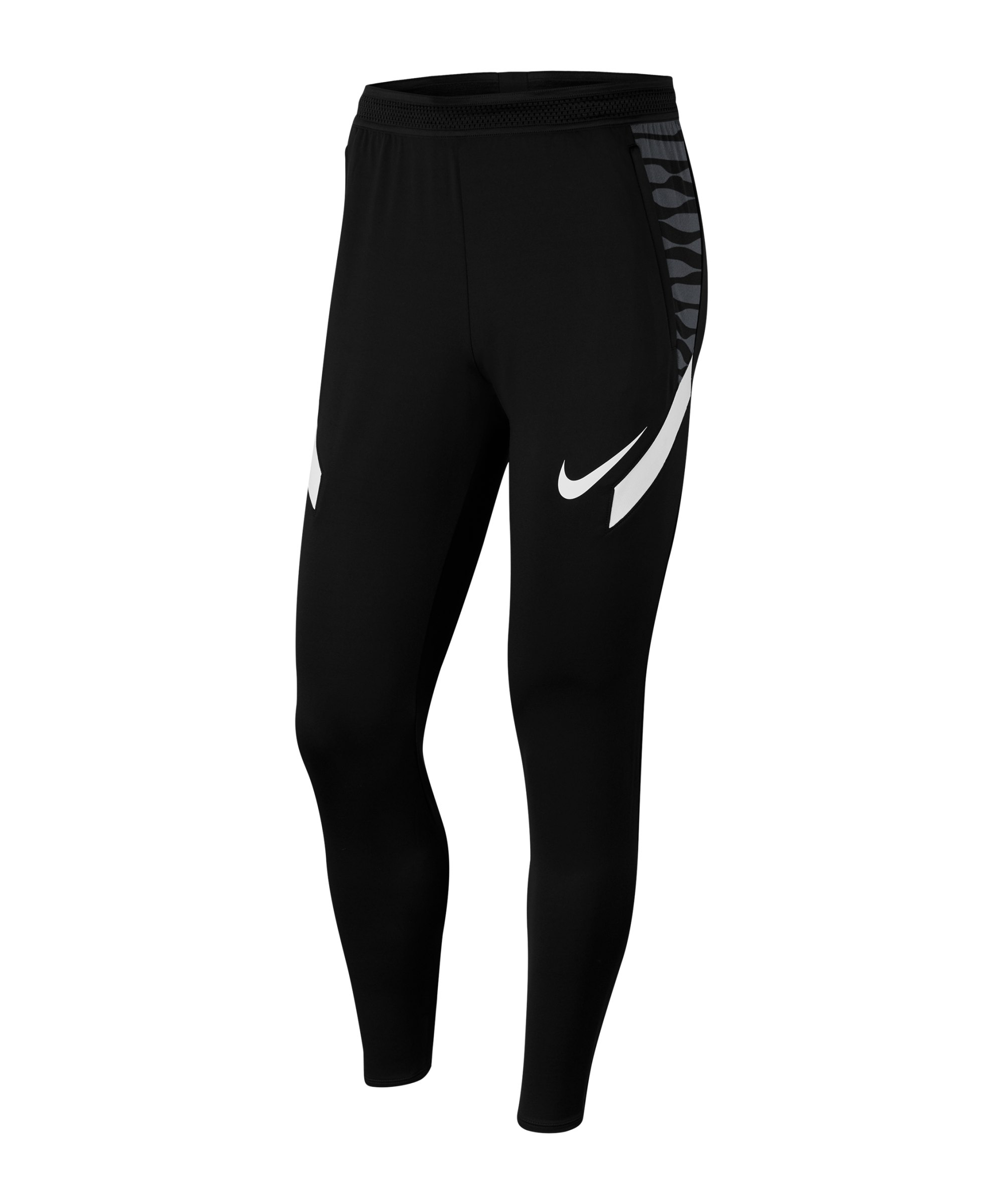 Nike Strike 21 Trainingshose Schwarz F010 - schwarz