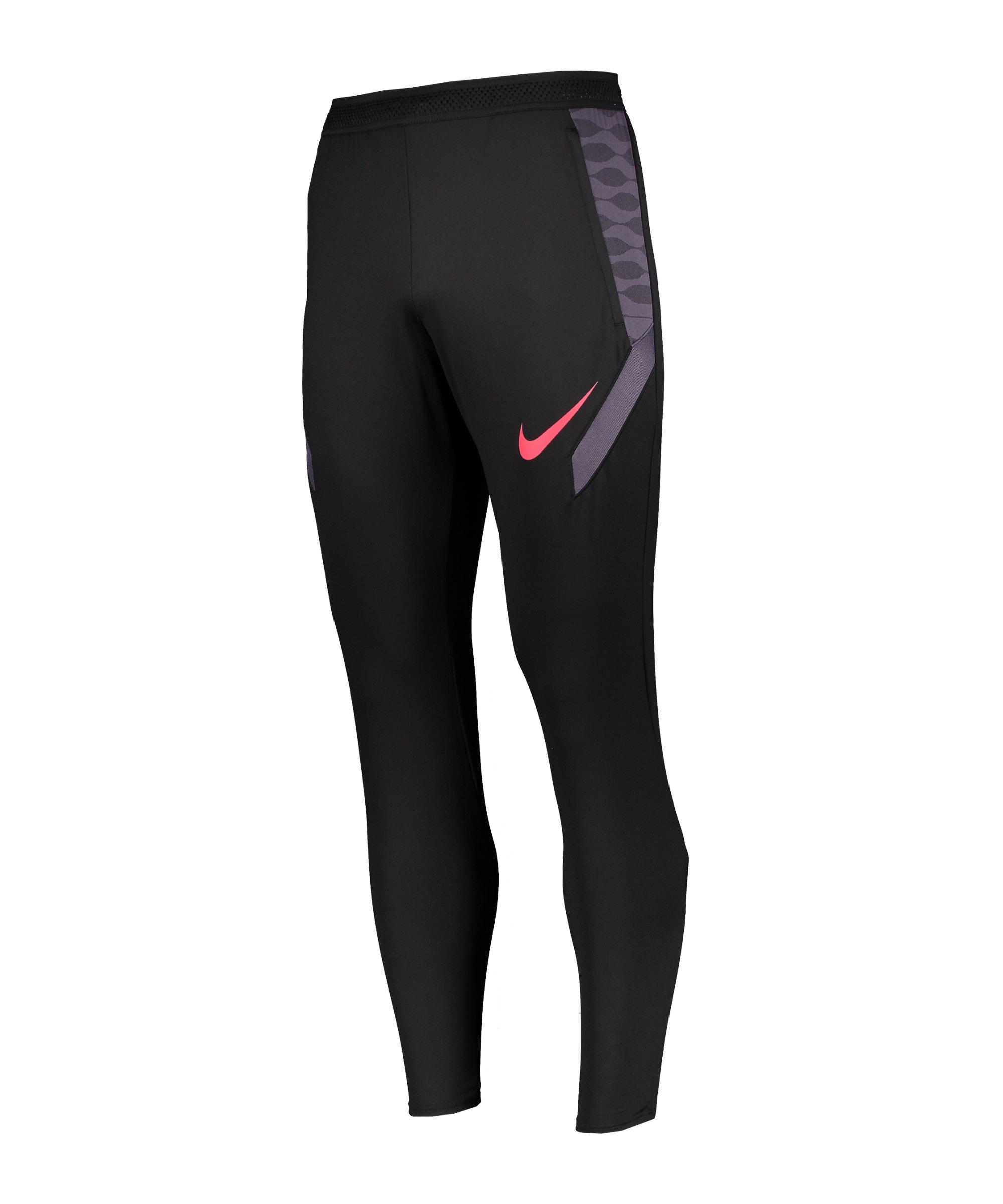 Nike Strike 21 Trainingshose Schwarz F012 - schwarz