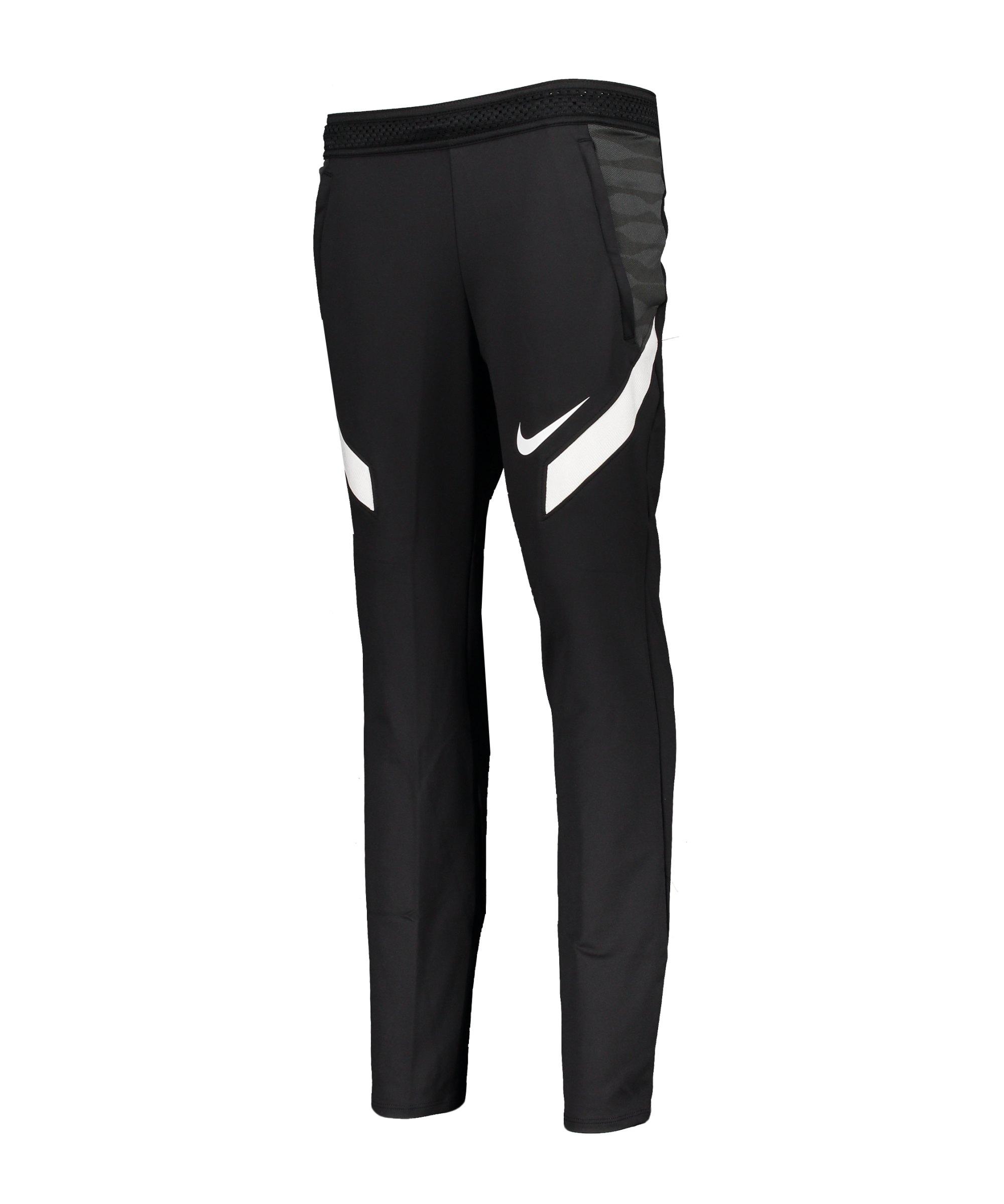Nike Strike 21 Trainingshose Kids Schwarz F010 - schwarz