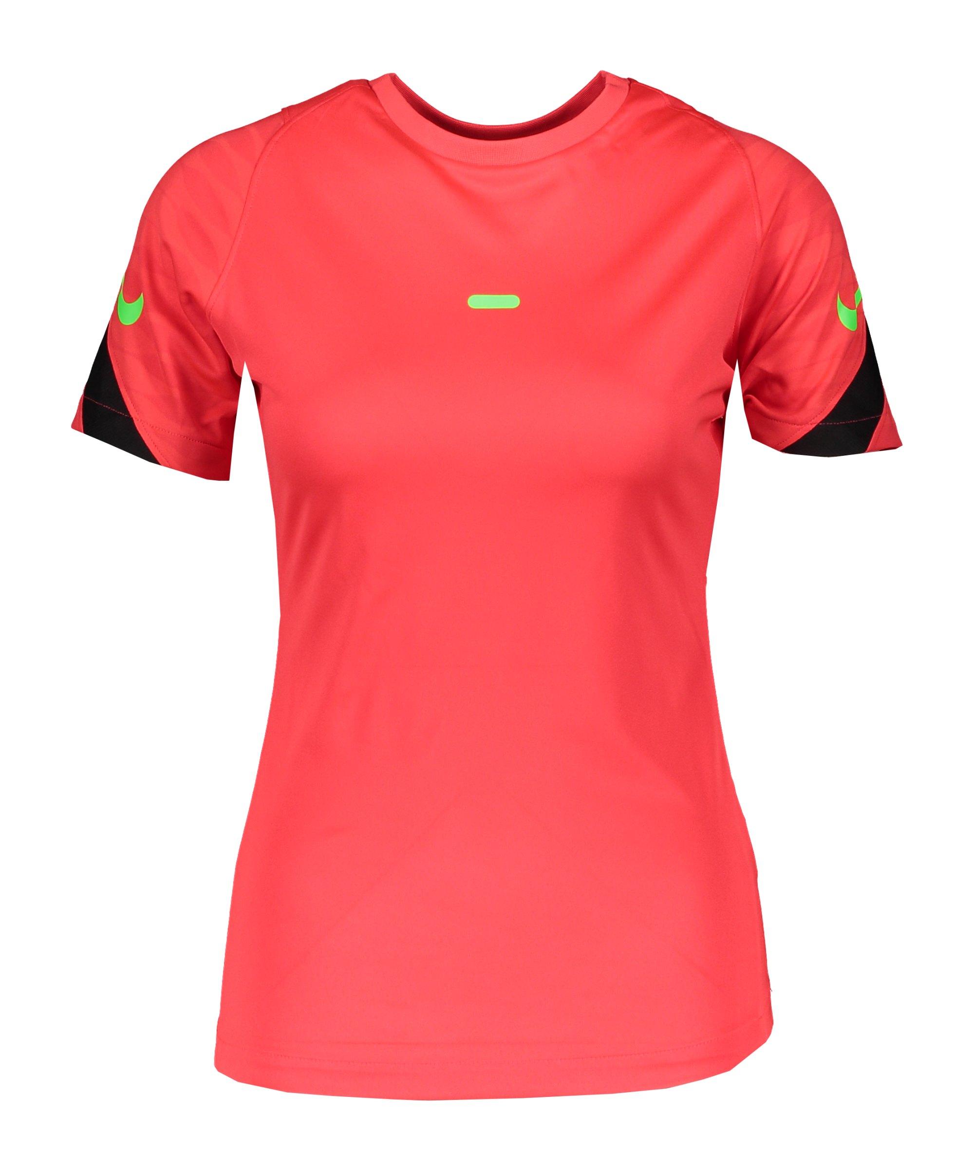 Nike Strike 21 T-Shirt Damen Rot F660 - rot