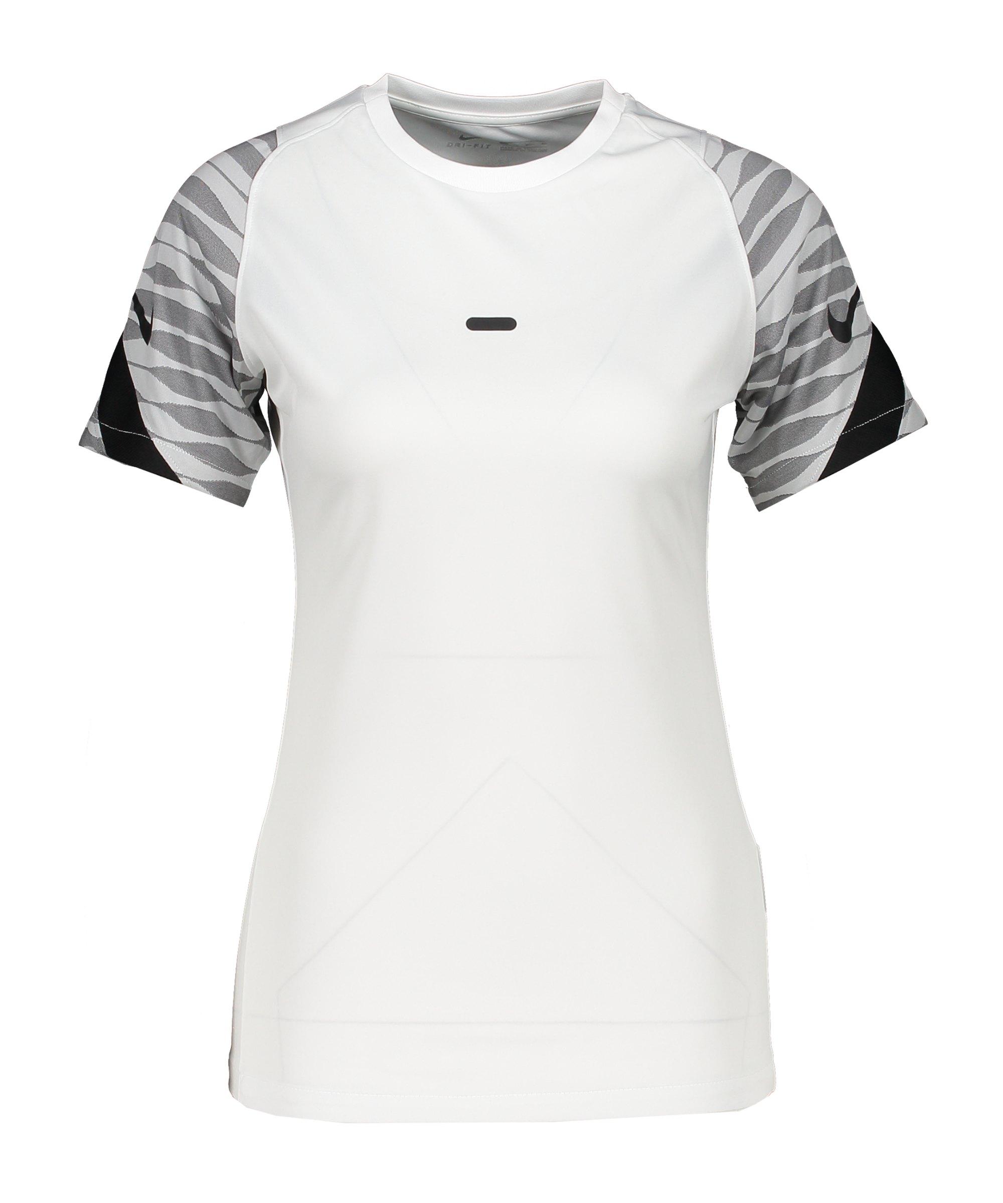 Nike Strike 21 T-Shirt Damen Weiss F100 - weiss