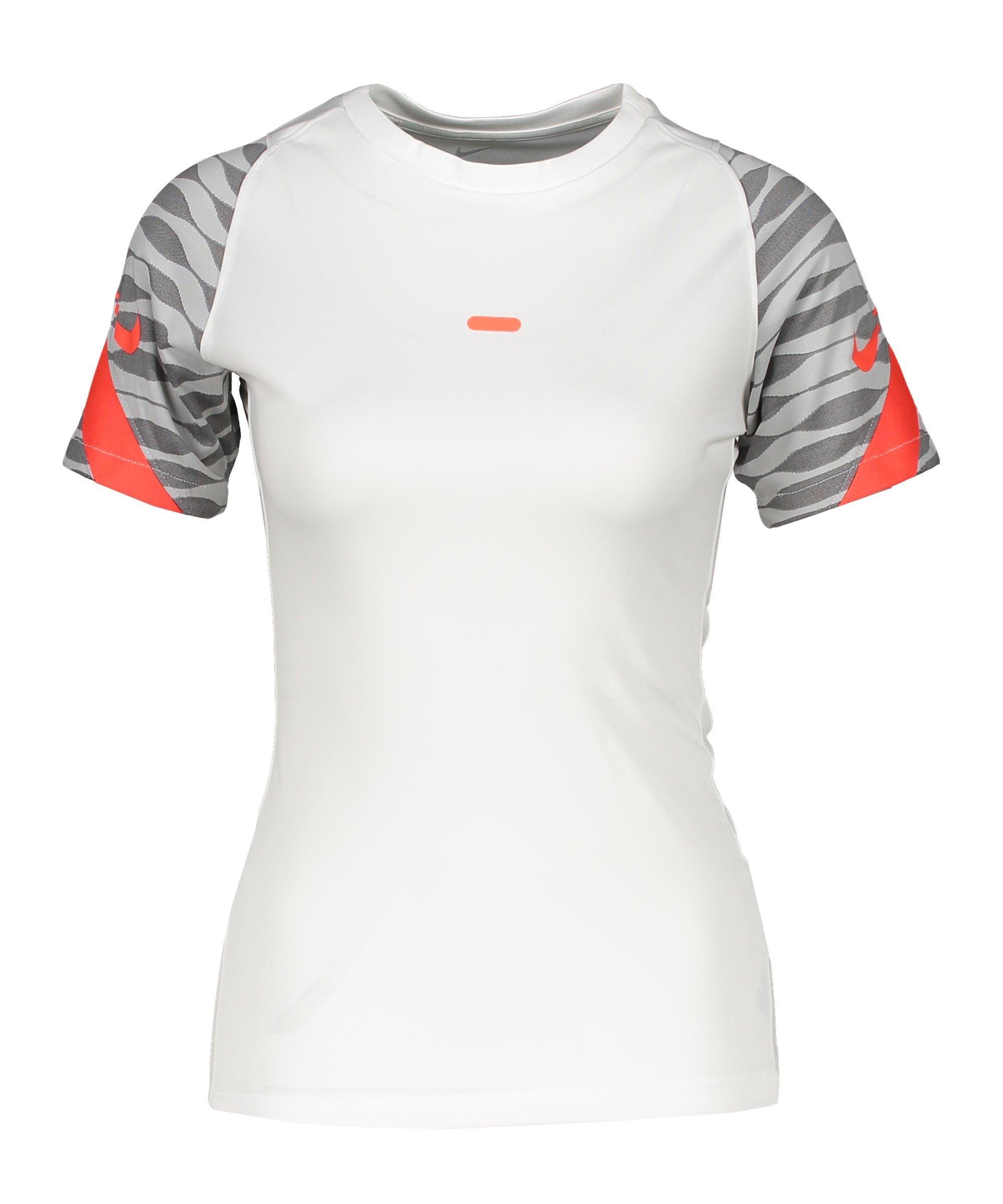 Nike Strike 21 T-Shirt Damen Weiss F101 - weiss