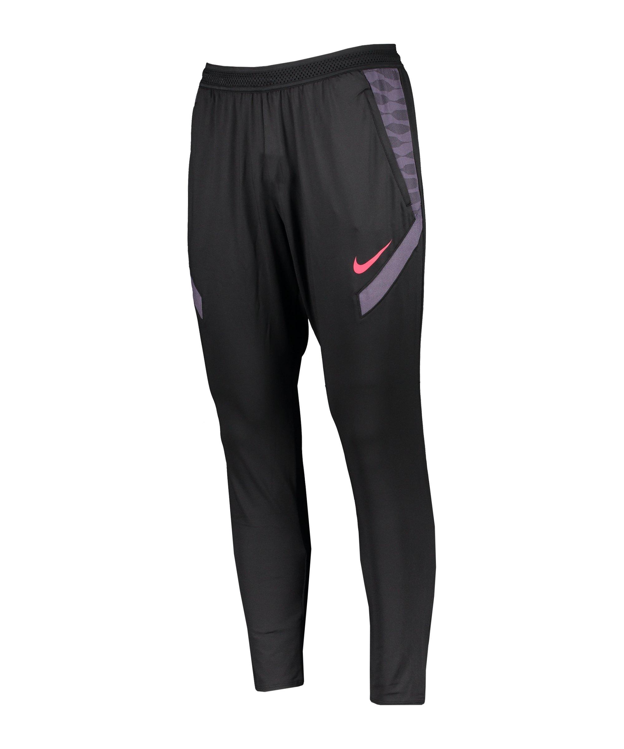 Nike Strike 21 Trainingshose Damen Schwarz F012 - schwarz