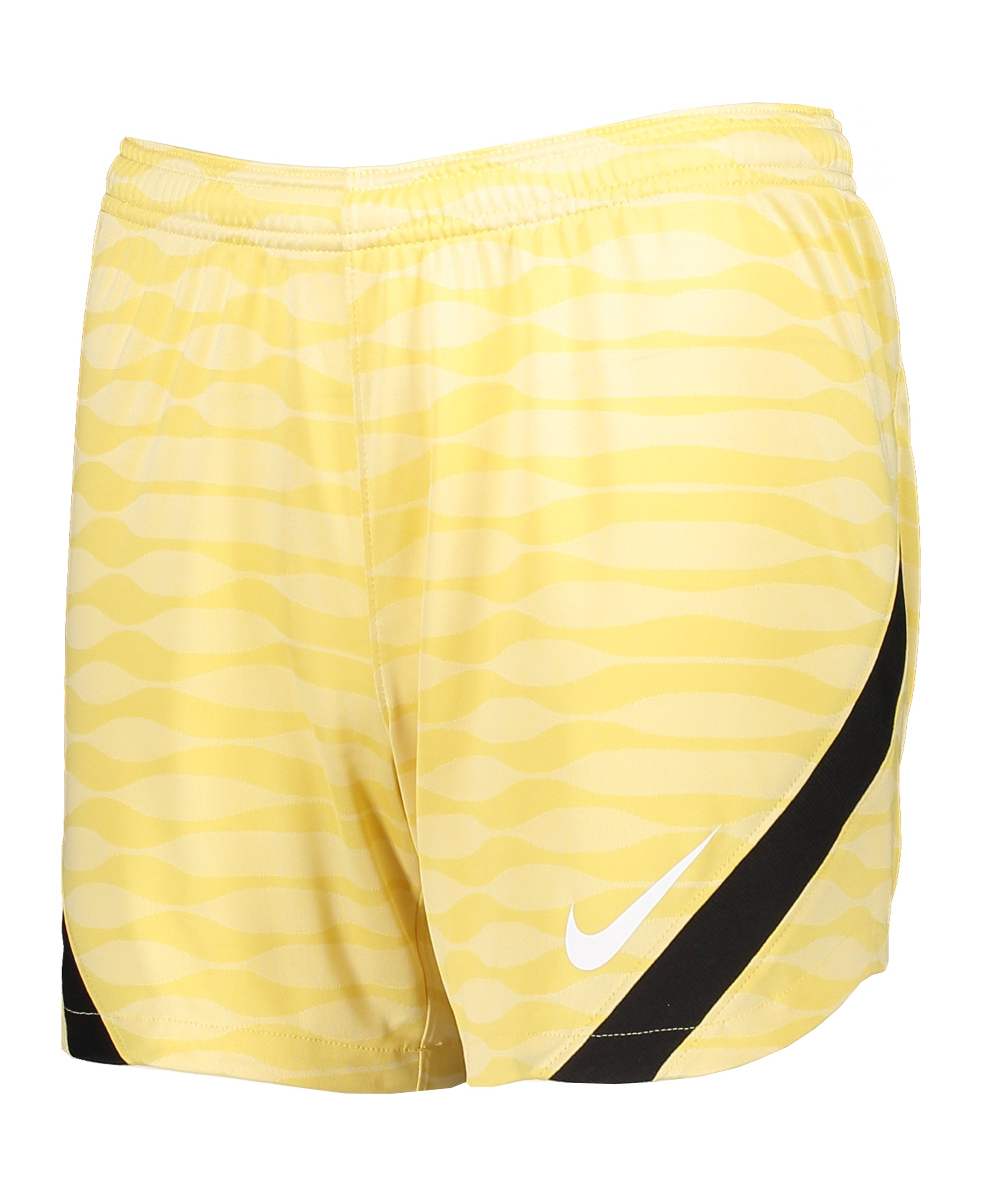 Nike Strike 21 Knit Short Damen Gold Beige F700 - gelb
