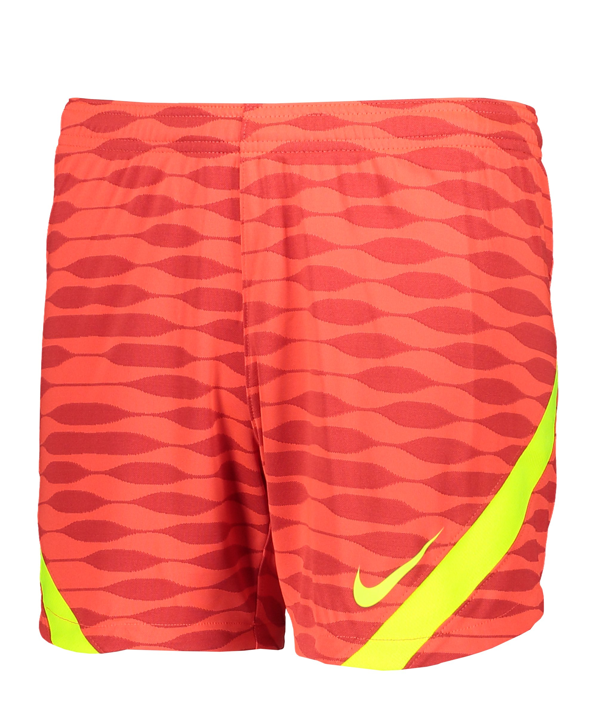 Nike Strike 21 Knit Short Damen Rot F635 - rot