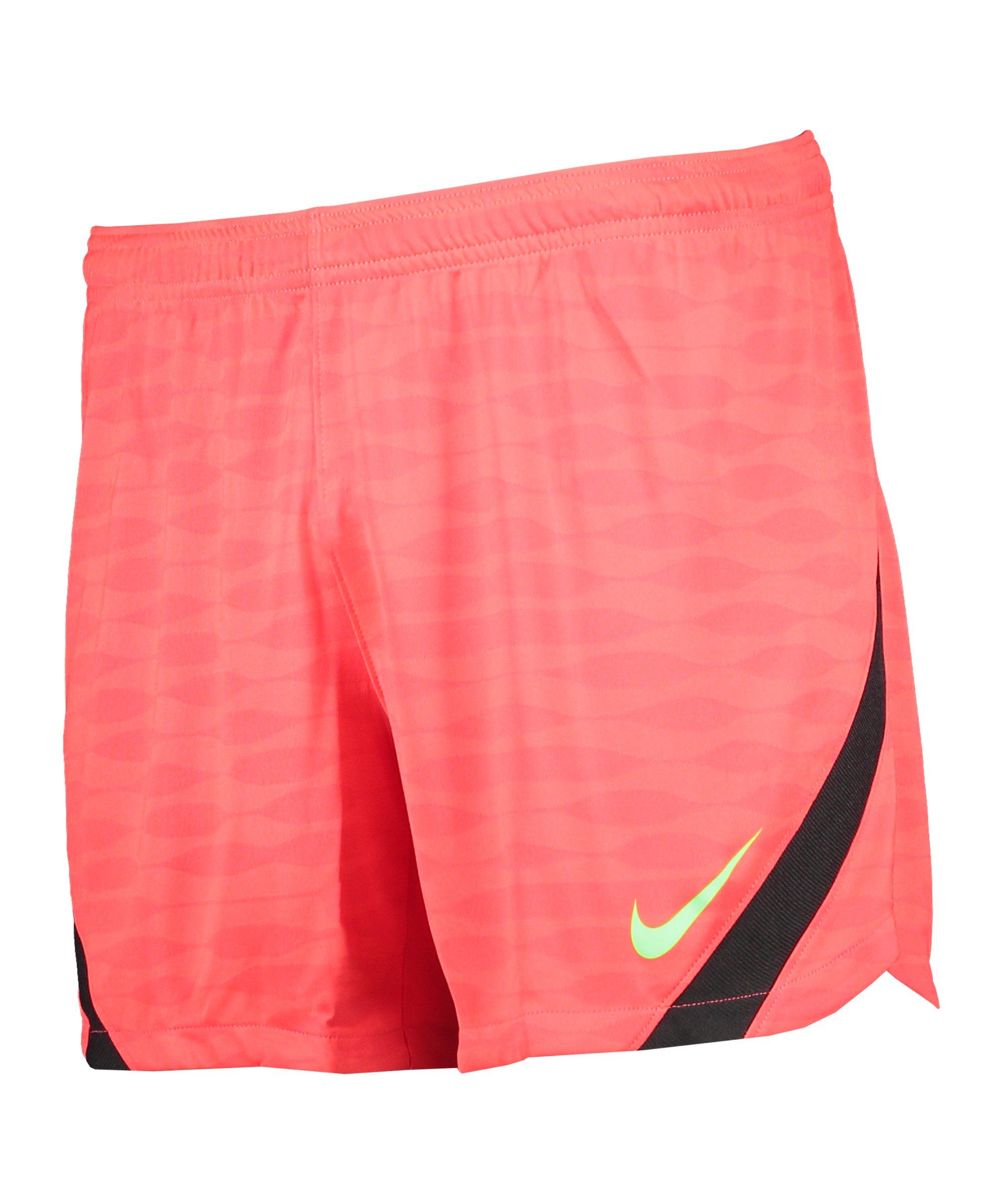 Nike Strike 21 Knit Short Damen Rot F660 - rot