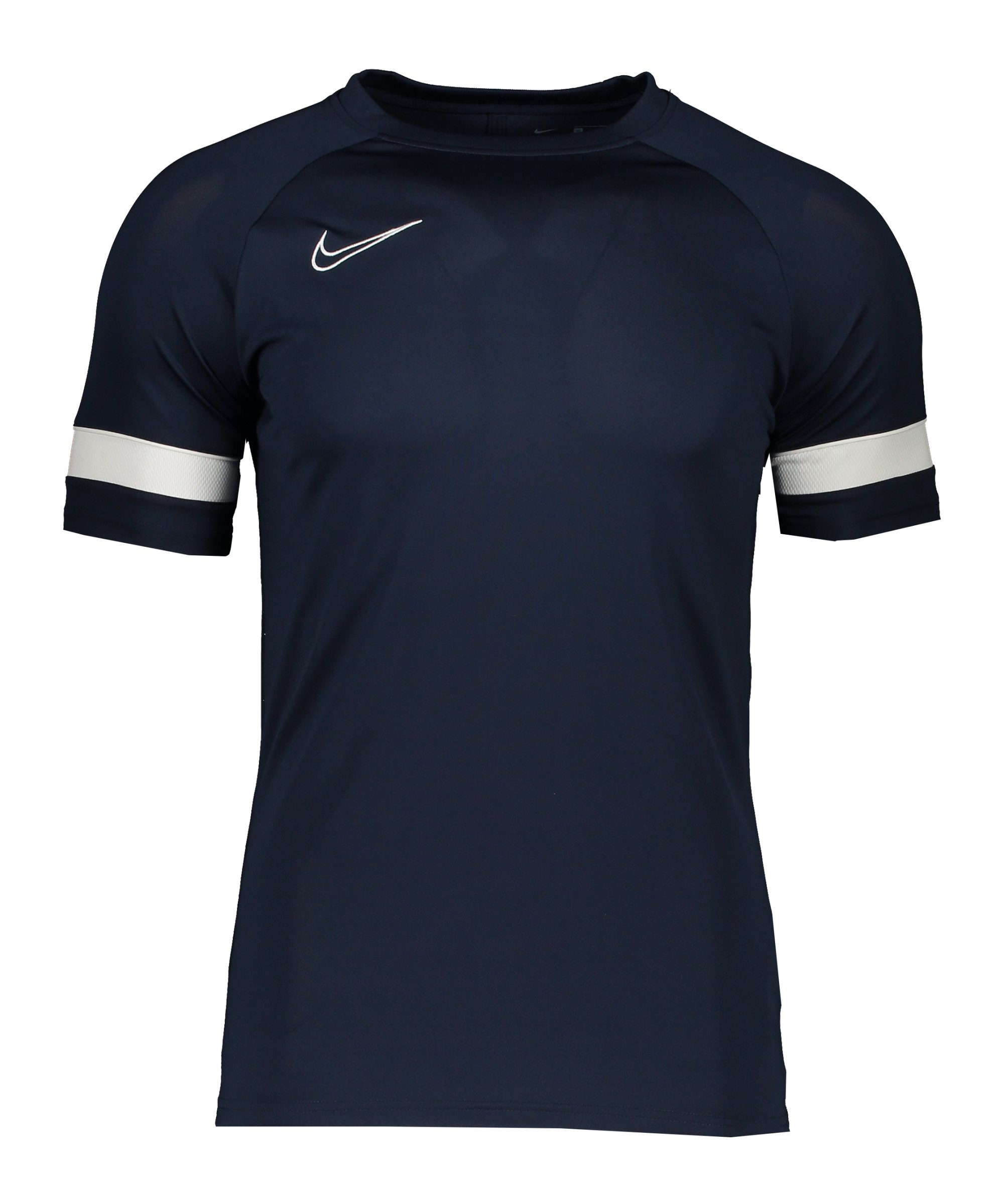 Nike Academy 21 T-Shirt Kids Blau F451 - blau