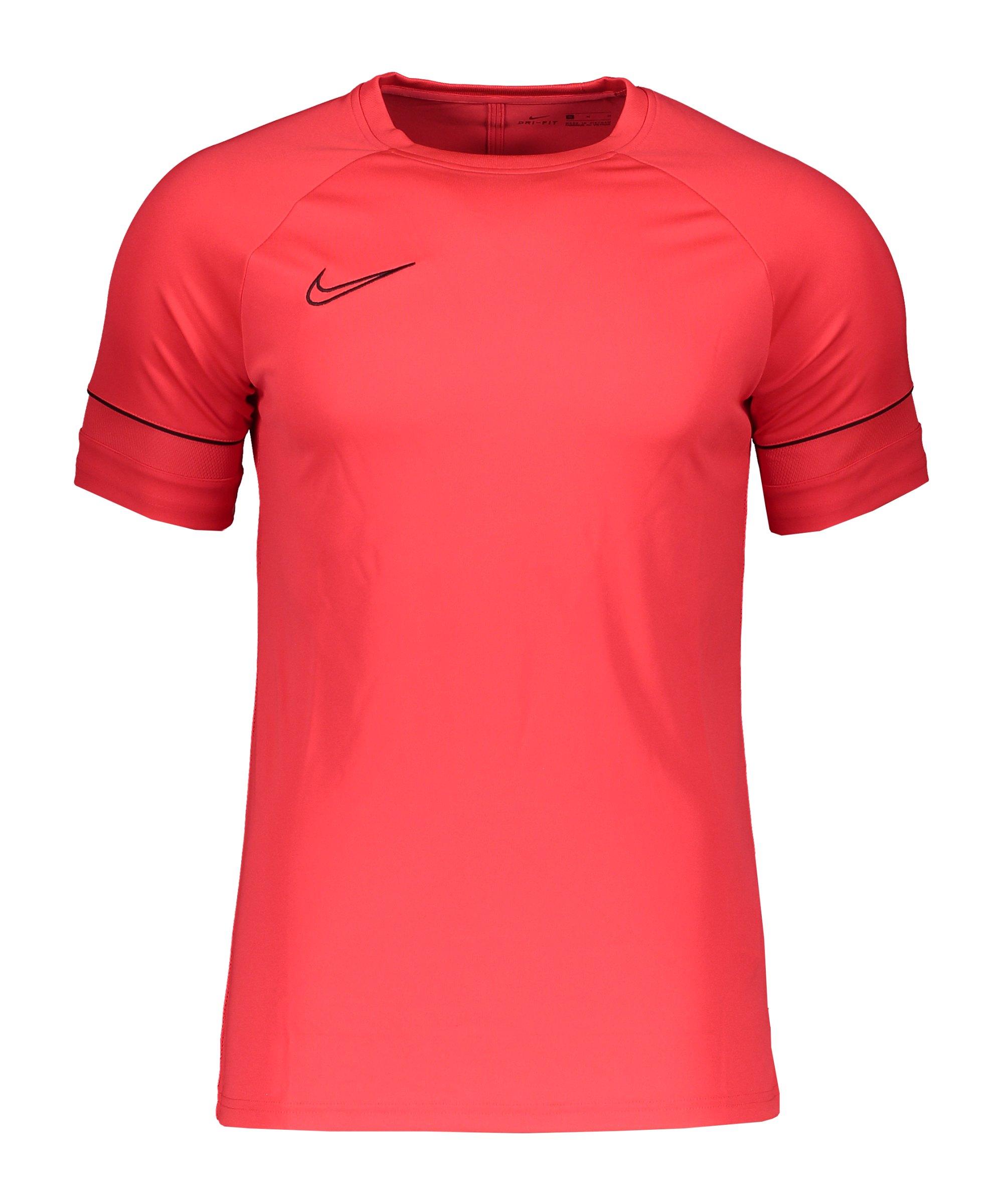 Nike Academy 21 T-Shirt Kids Rot F660 - rot
