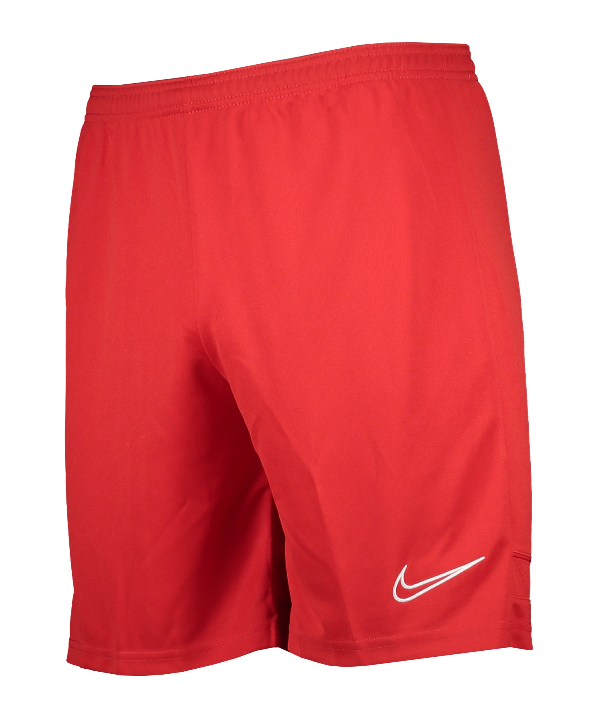 Nike Academy 21 Short Rot Weiss F657 - rot