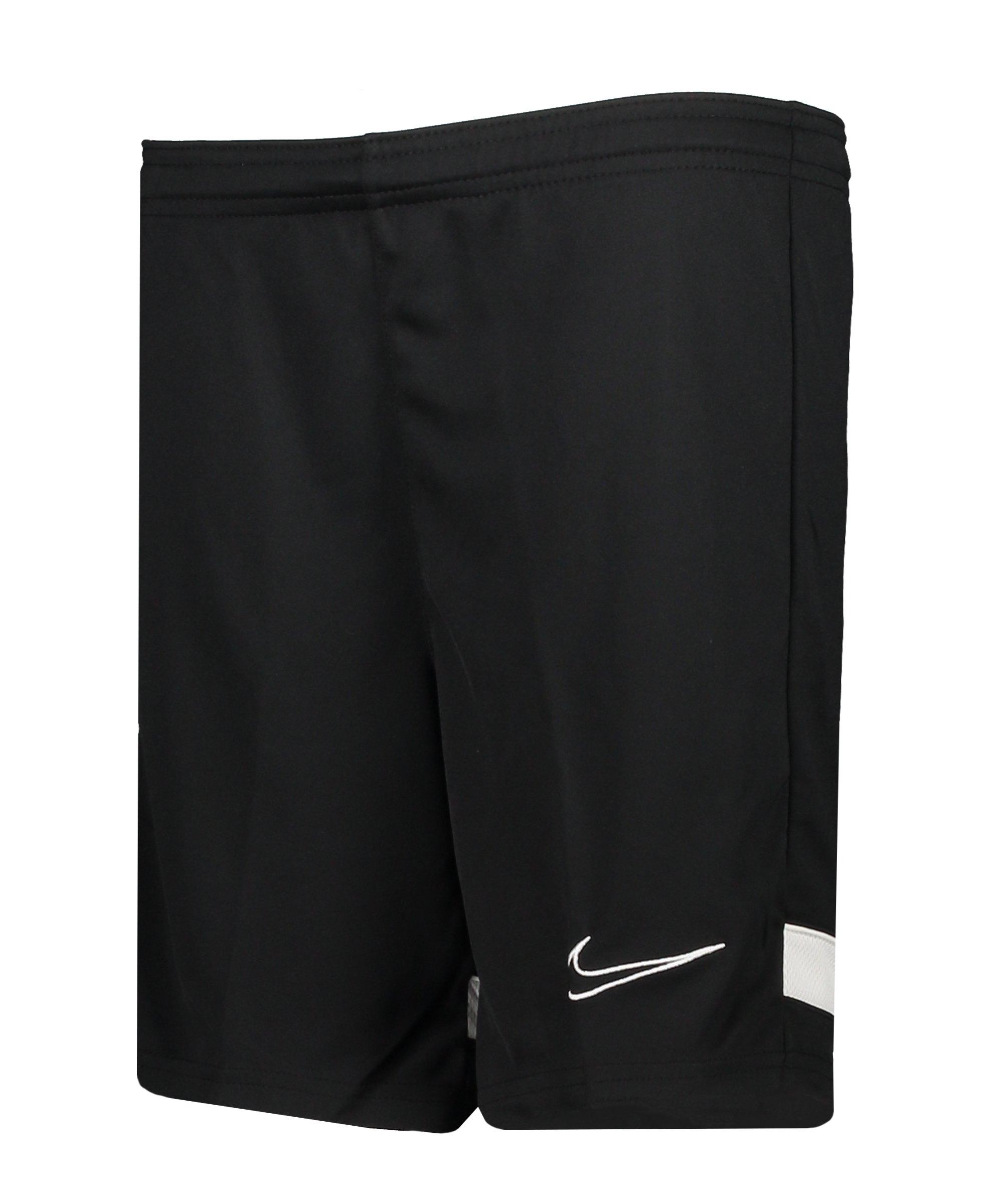 Nike Academy 21 Short Kids Schwarz F010 - schwarz