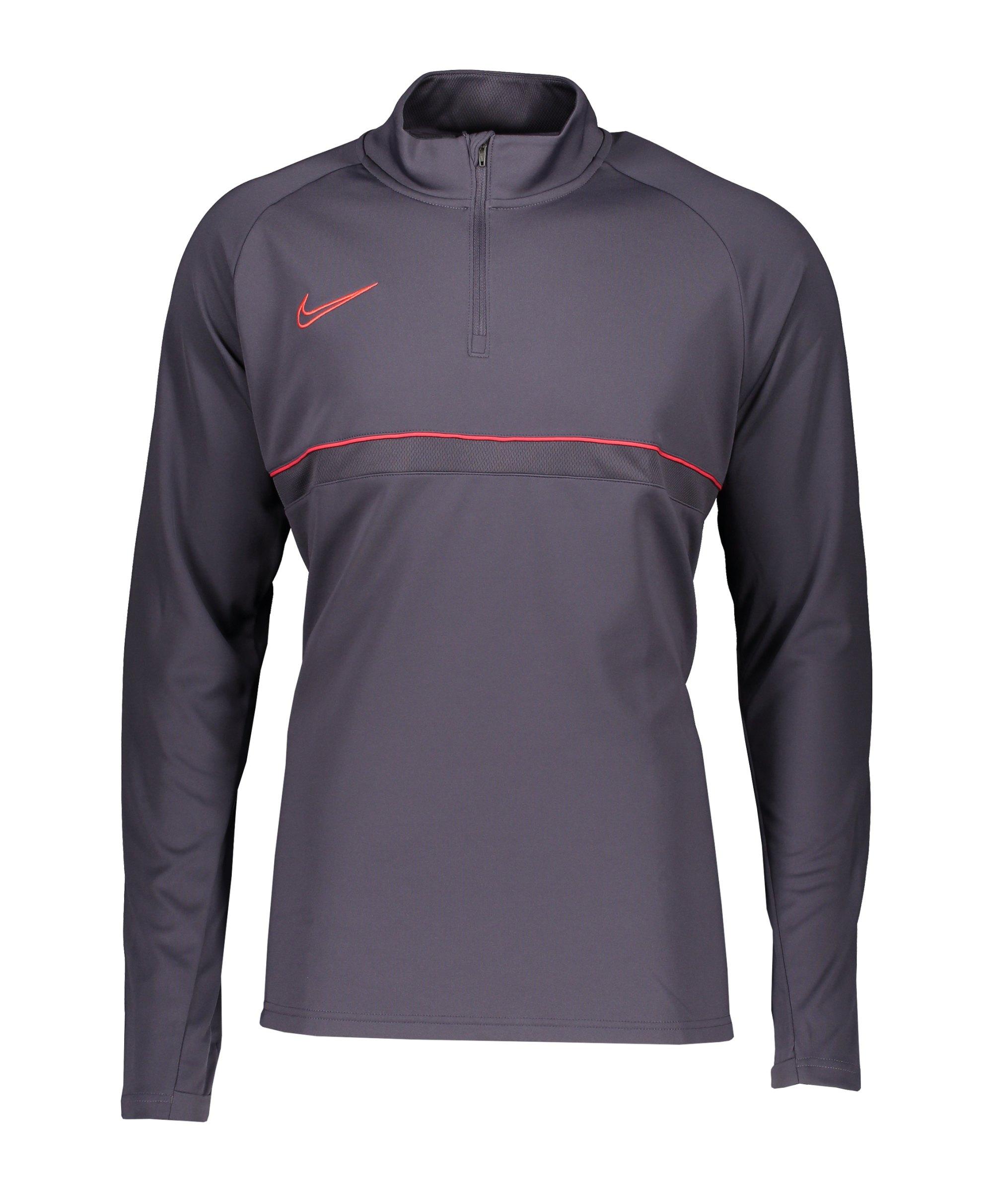 Nike Academy 21 Drill Top Lila F573 - lila