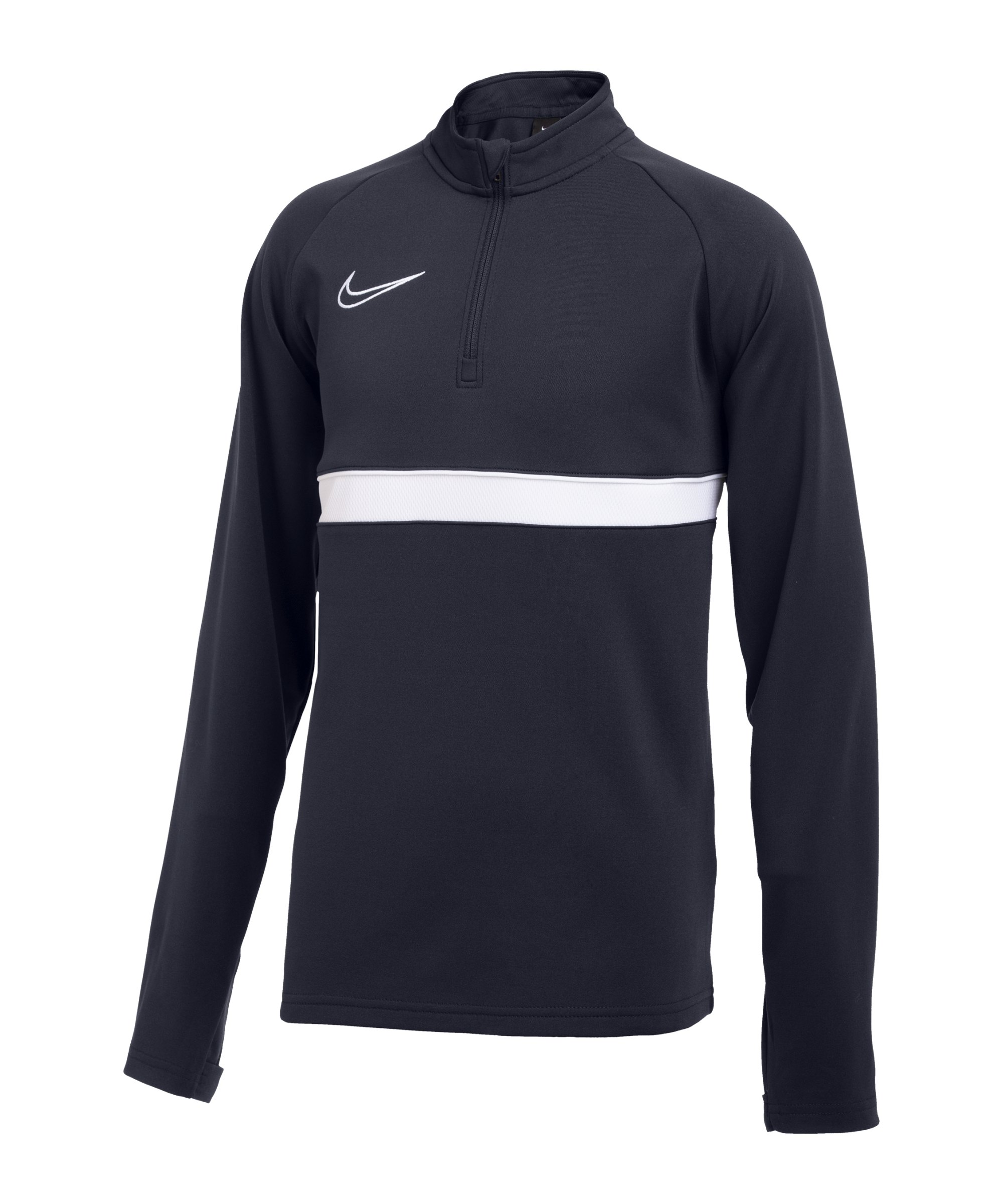 Nike Academy 21 Drill Top Kids Blau F451 - blau