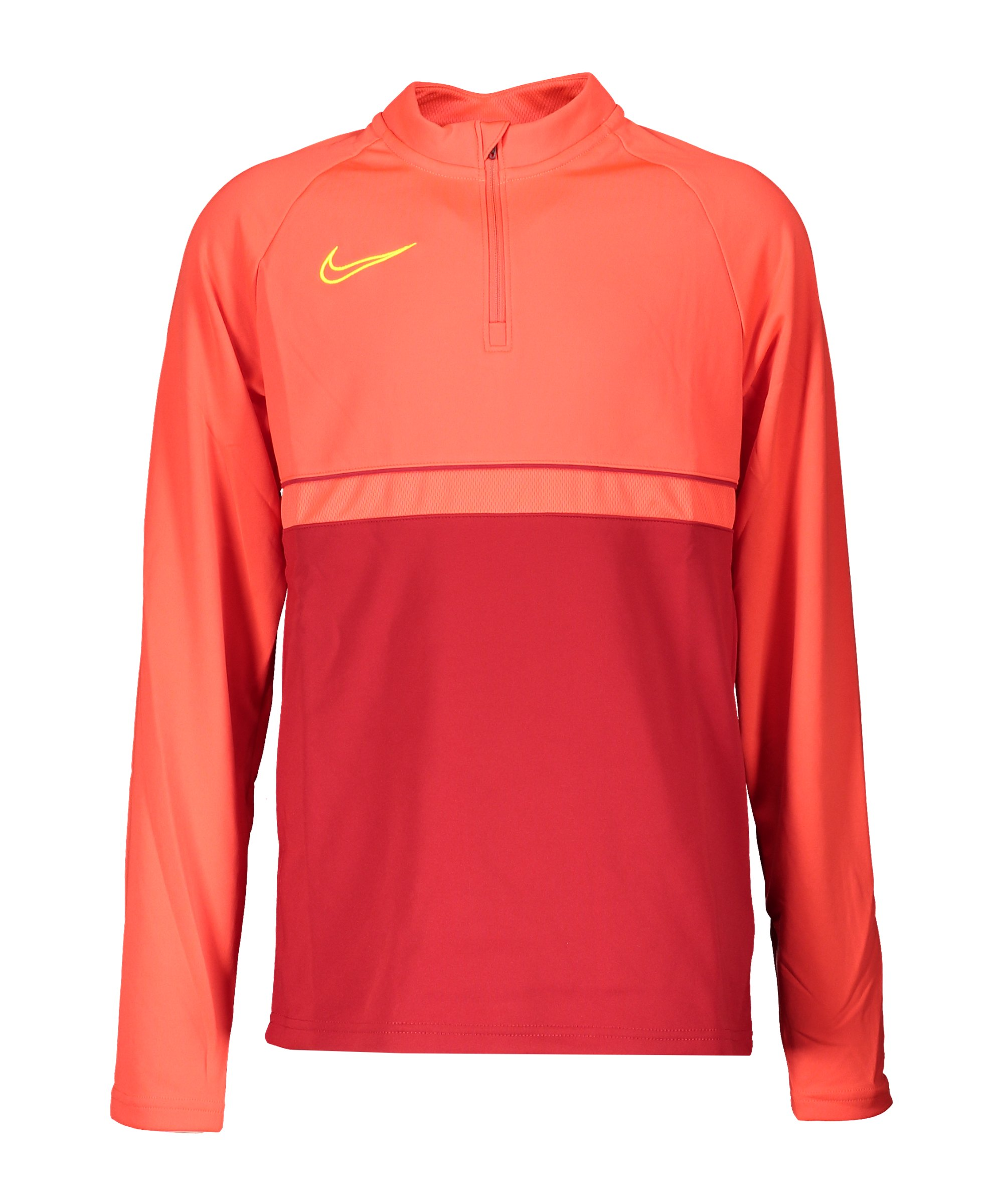Nike Academy 21 Drill Top Kids Rot F687 - rot