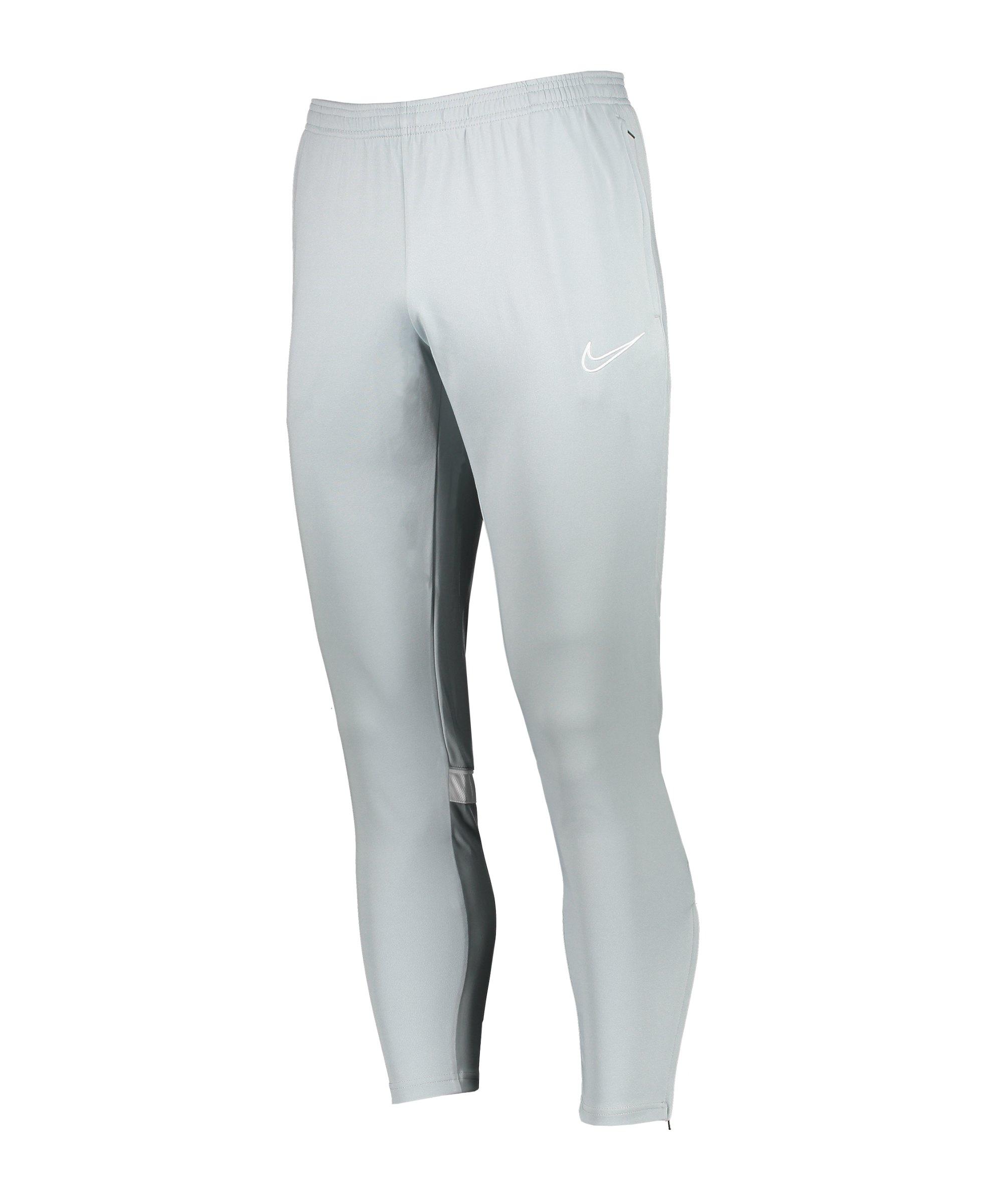Nike Academy 21 Trainigshose Grau F019 - grau