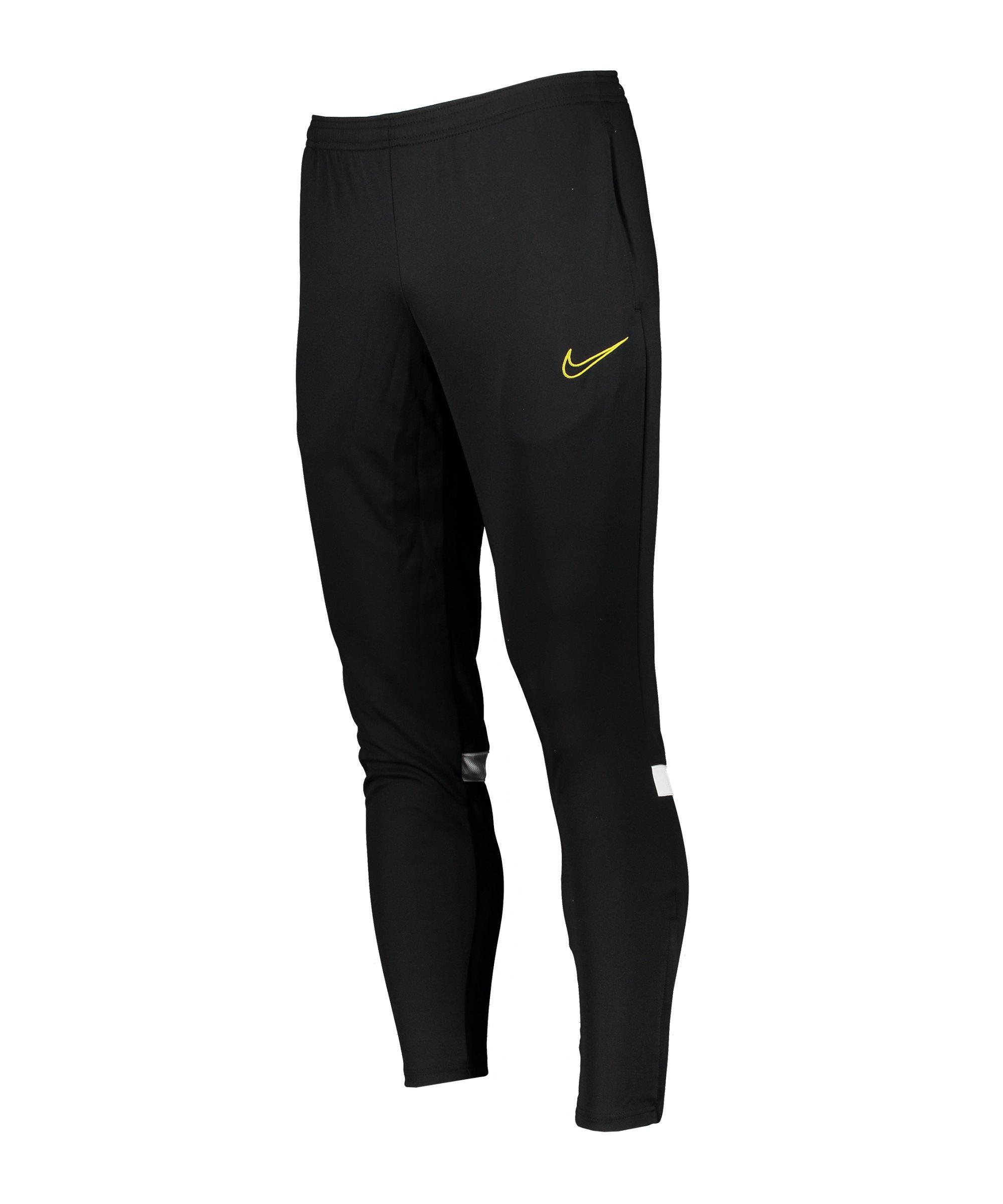 Nike Academy 21 Trainigshose Schwarz F015 - schwarz