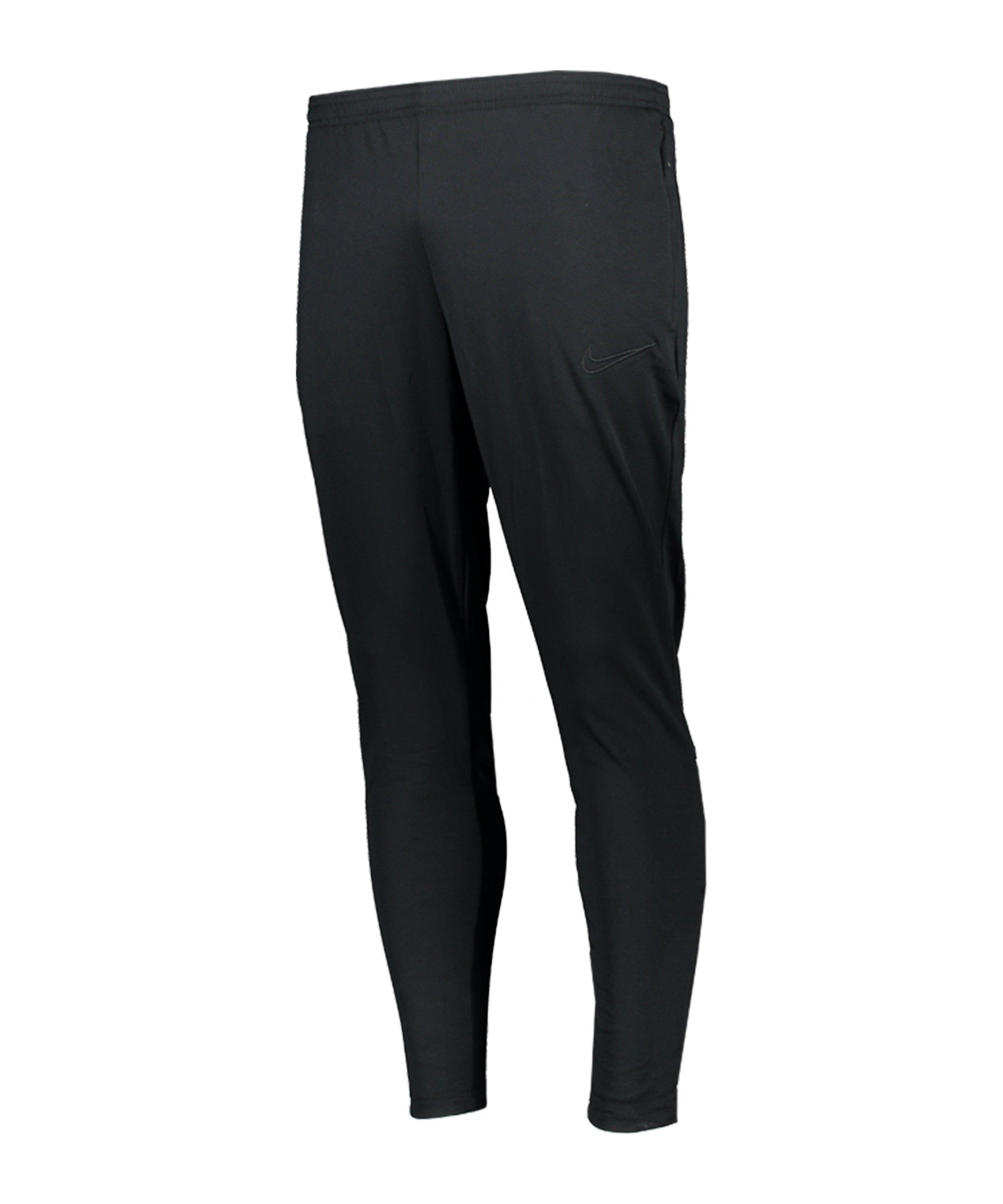Nike Academy 21 Trainingshose Schwarz F011 - schwarz