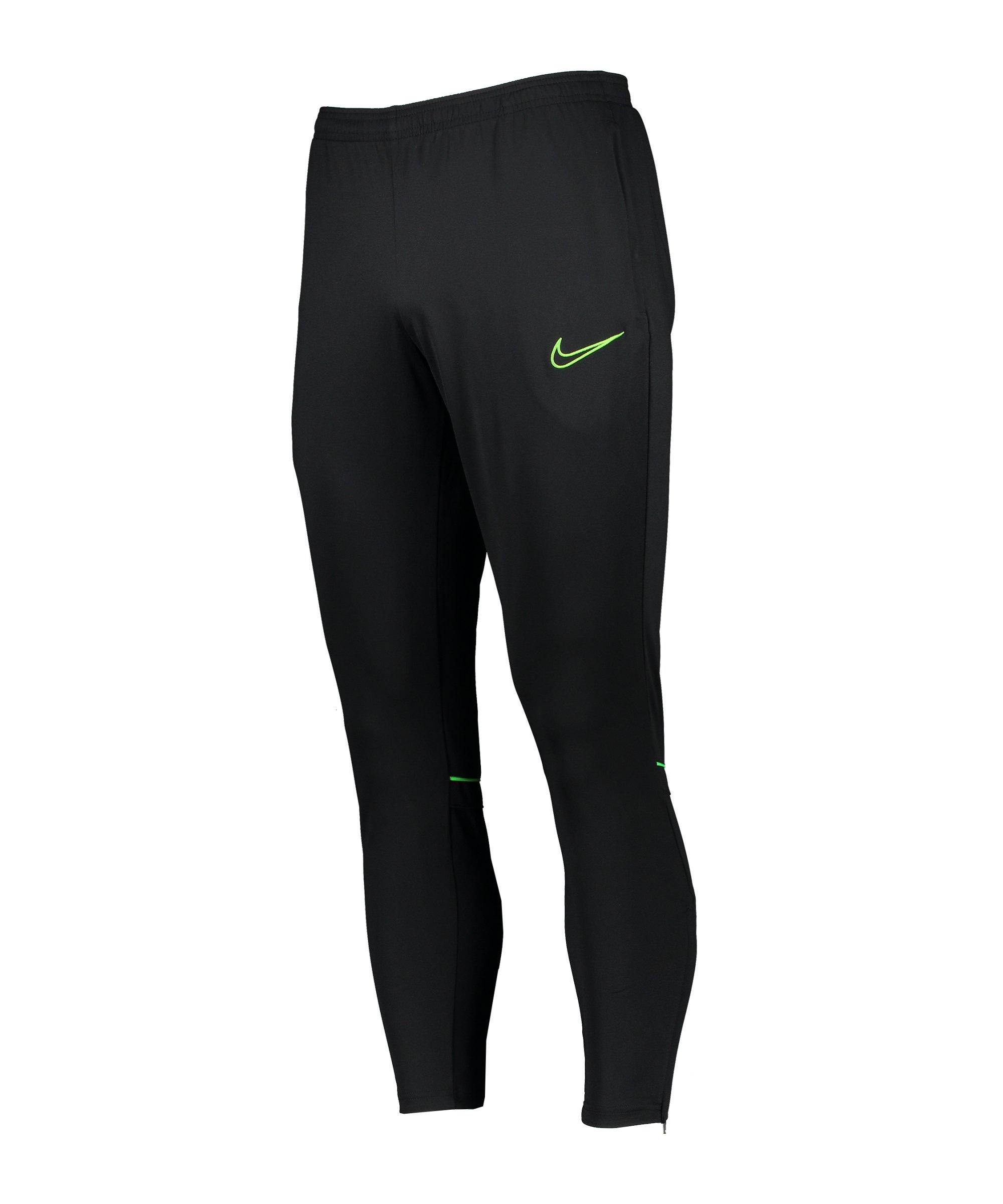 Nike Academy 21 Trainingshose Schwarz F014 - schwarz