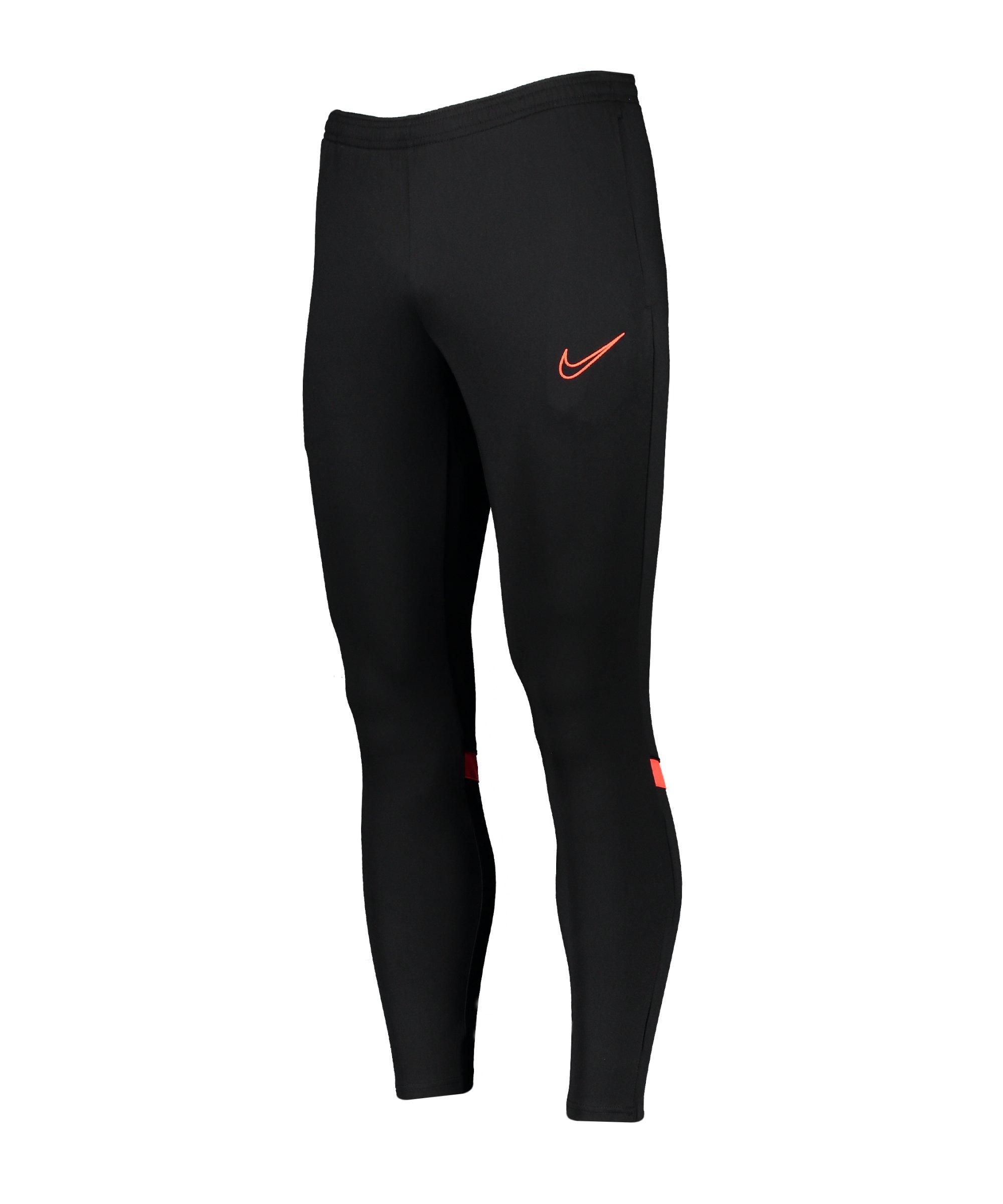 Nike Academy 21 Trainingshose Schwarz F016 - schwarz