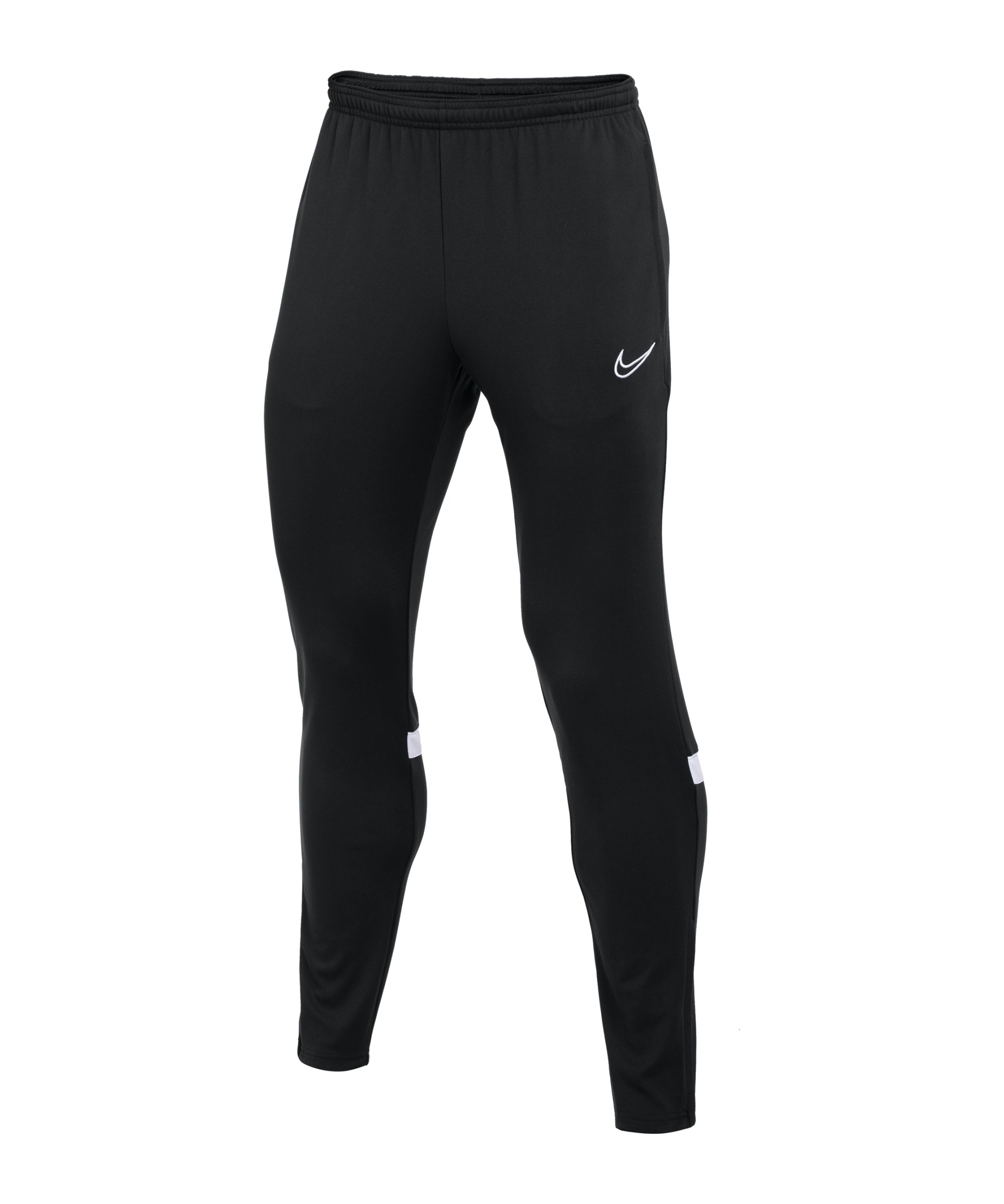 Nike Academy 21 Trainingshose Schwarz Weiss F010 - schwarz