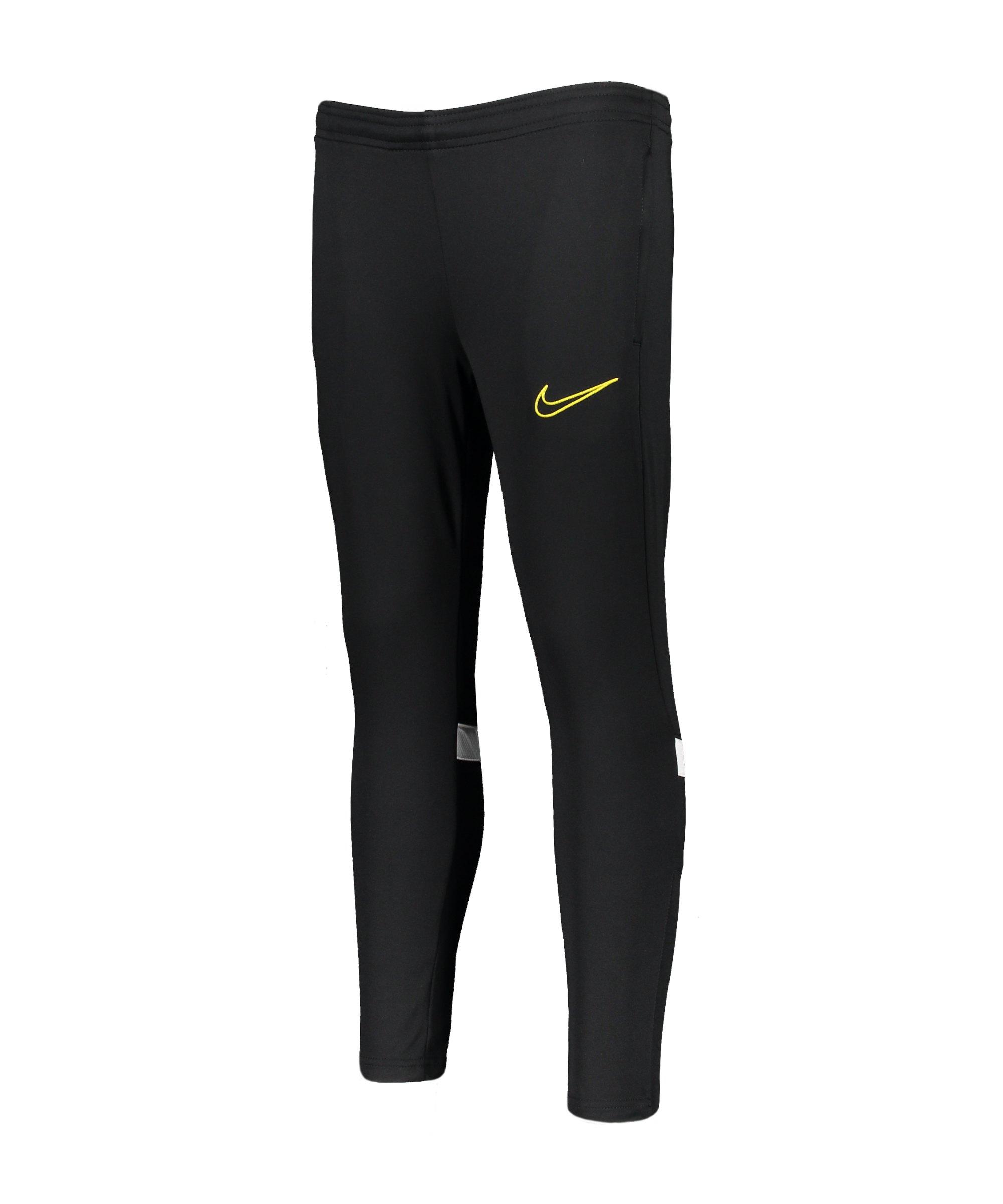 Nike Academy 21 Trainingshose Kids F015 - schwarz