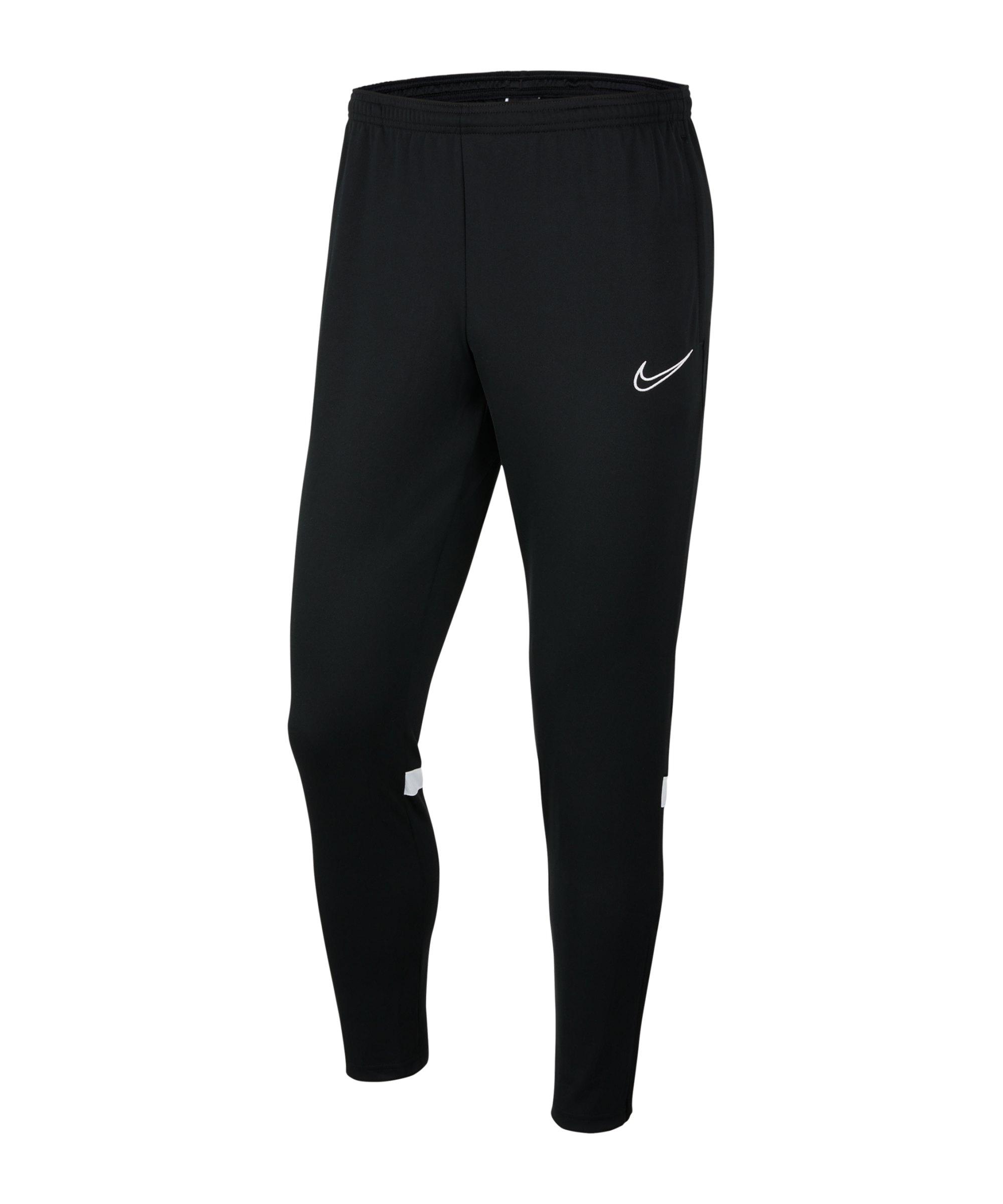Nike Academy 21 Trainingshose Kids Schwarz F010 - schwarz