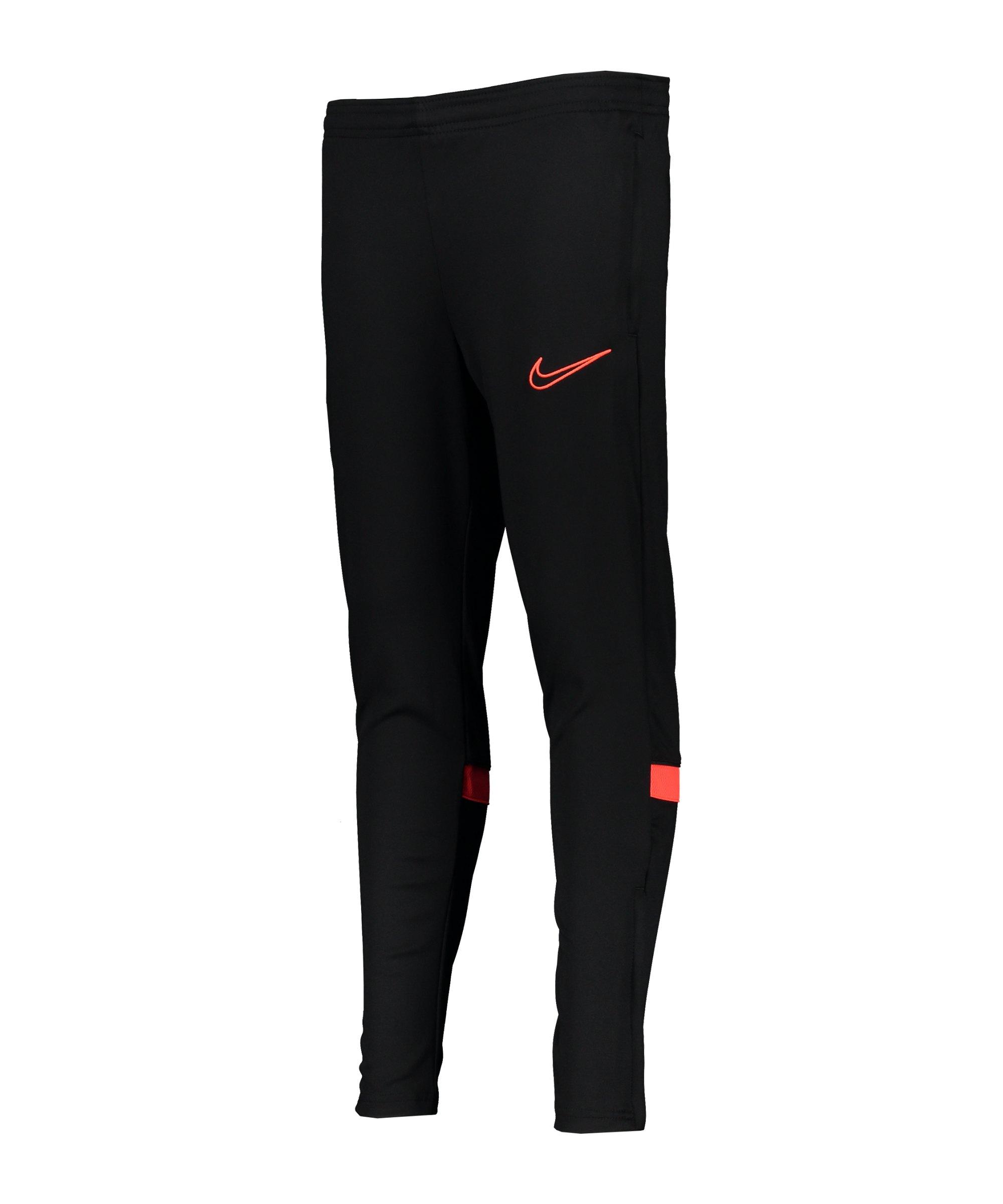 Nike Academy 21 Trainingshose Kids Schwarz F016 - schwarz