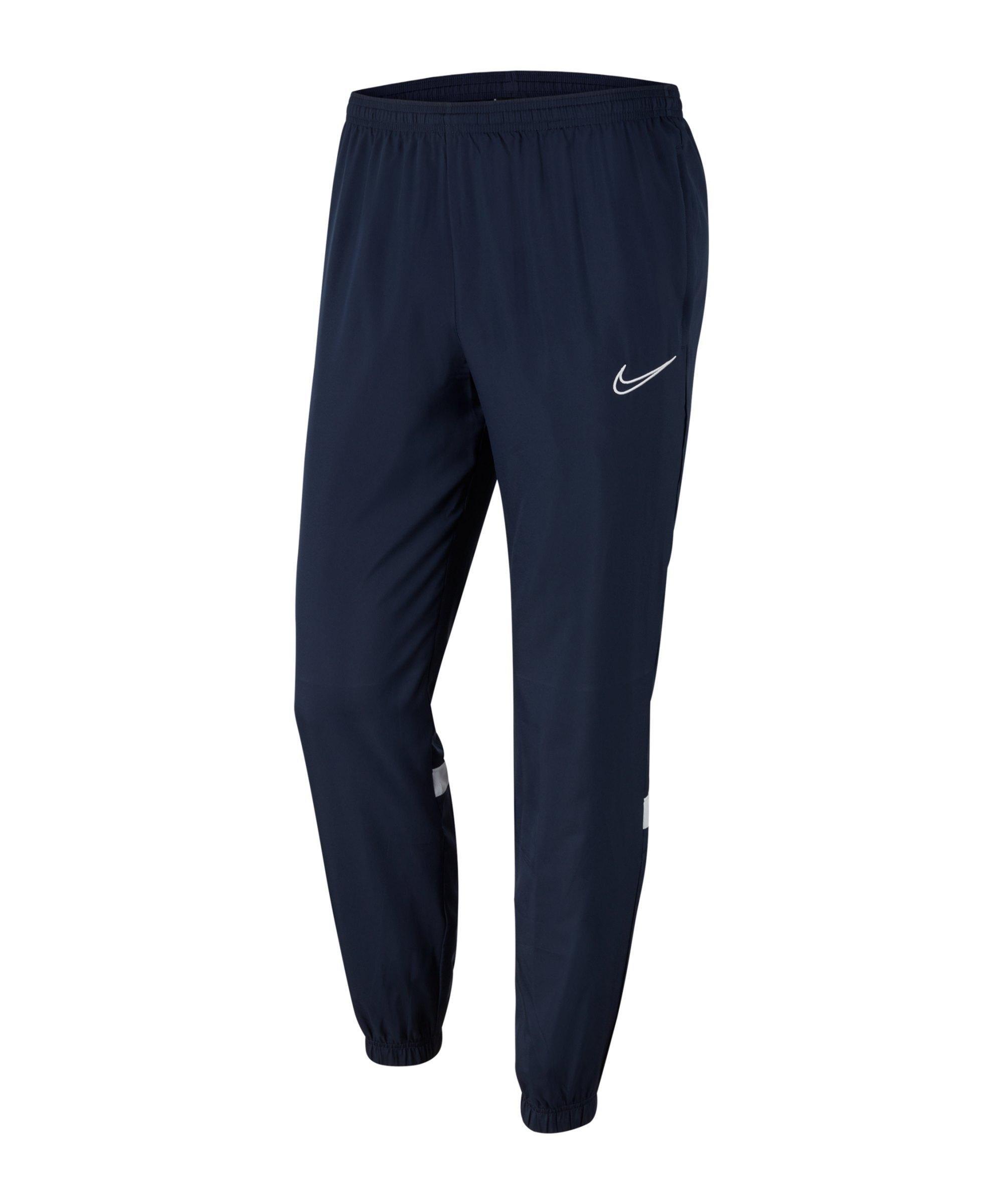 Nike Academy 21 Woven Trainingshose Kids Blau F451 - blau