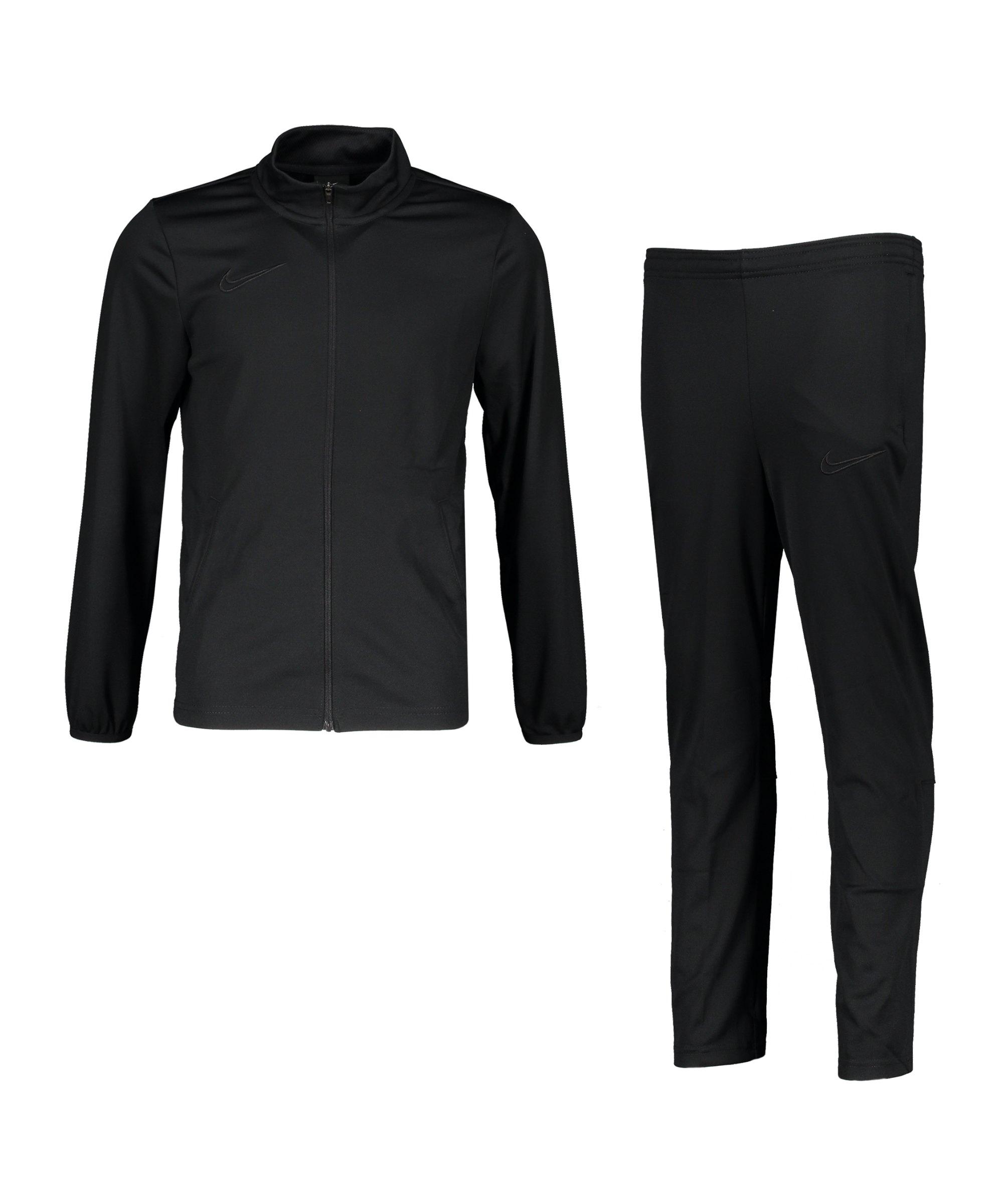 Nike Academy 21 Trainingsanzug Kids F011 - schwarz