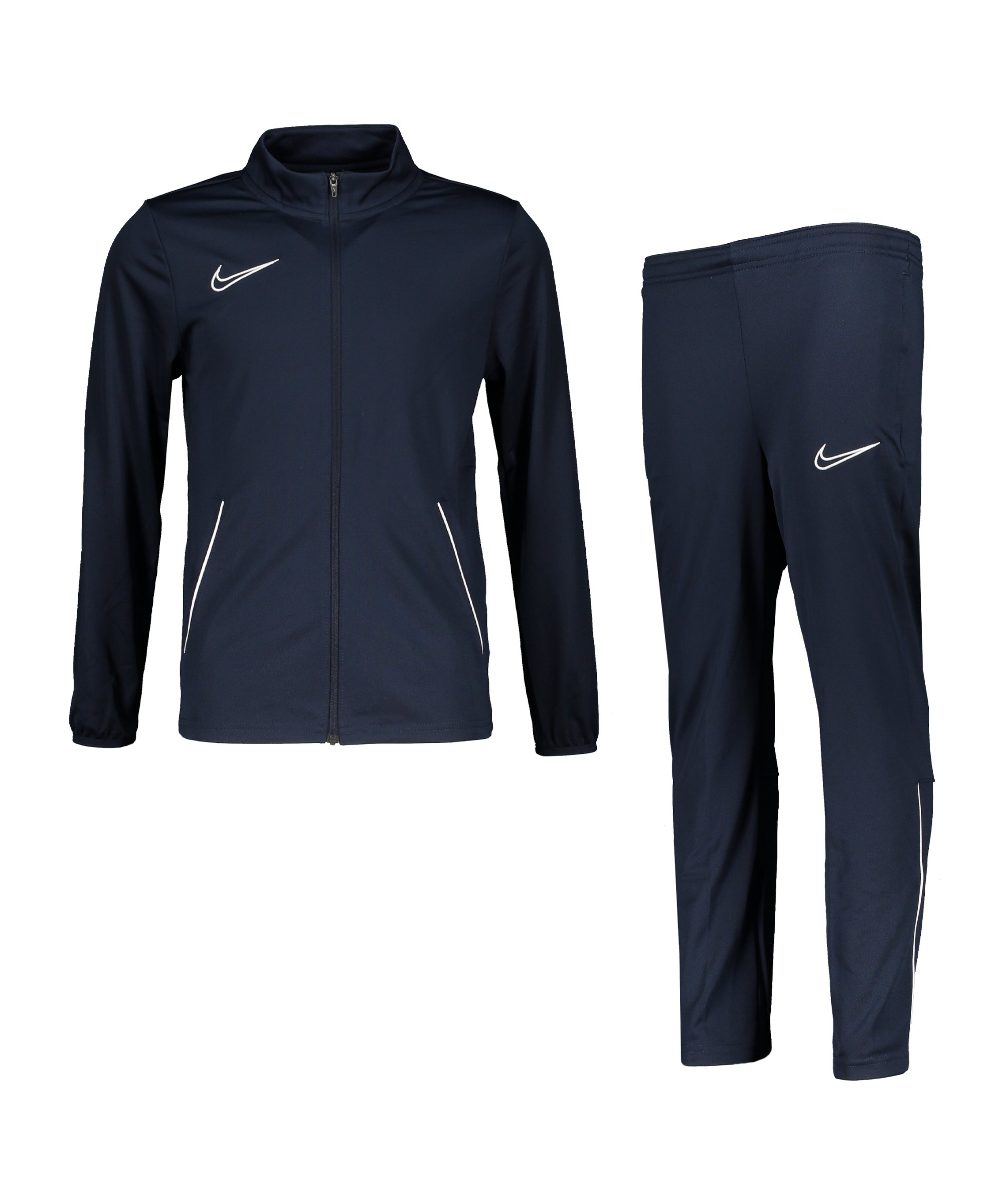 Nike Academy 21 Trainingsanzug Kids F451 - blau
