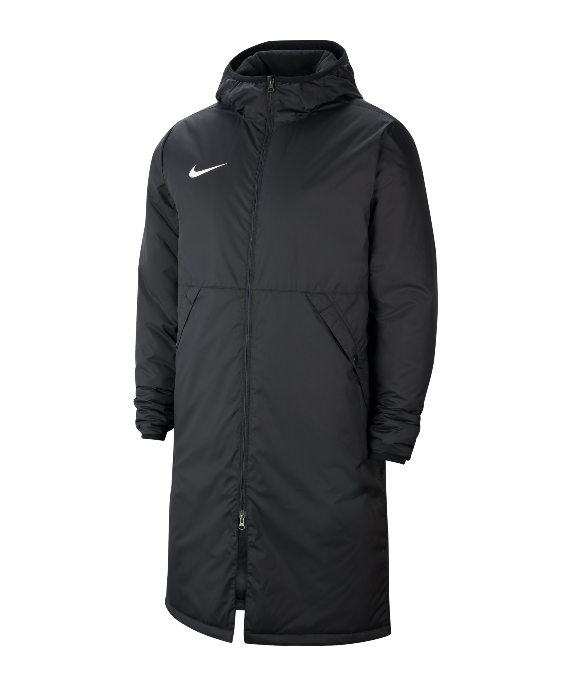 Nike Park 20 Winterjacke Schwarz F010 - schwarz