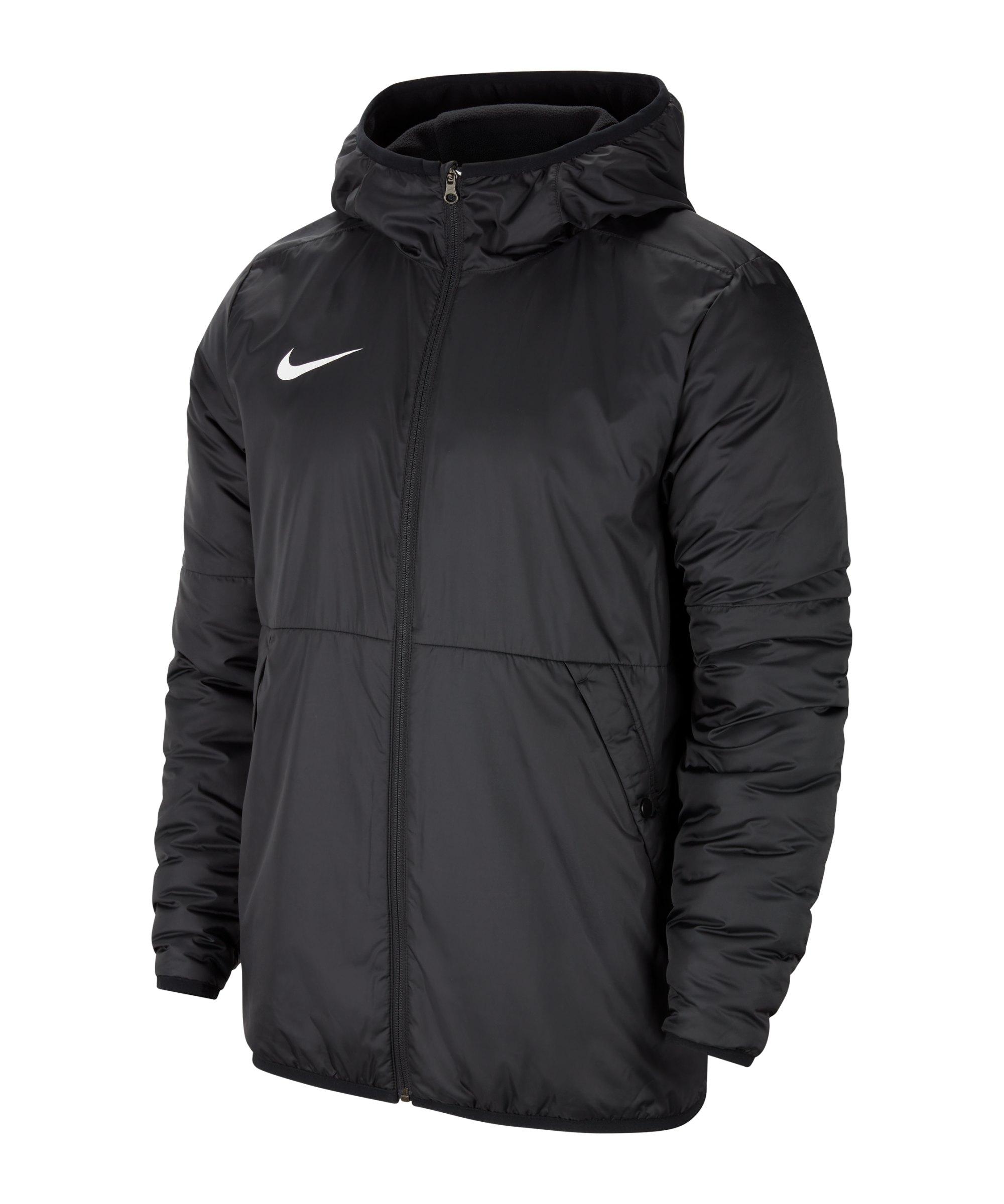 Nike Park 20 Fall Regenjacke Schwarz F010 - schwarz
