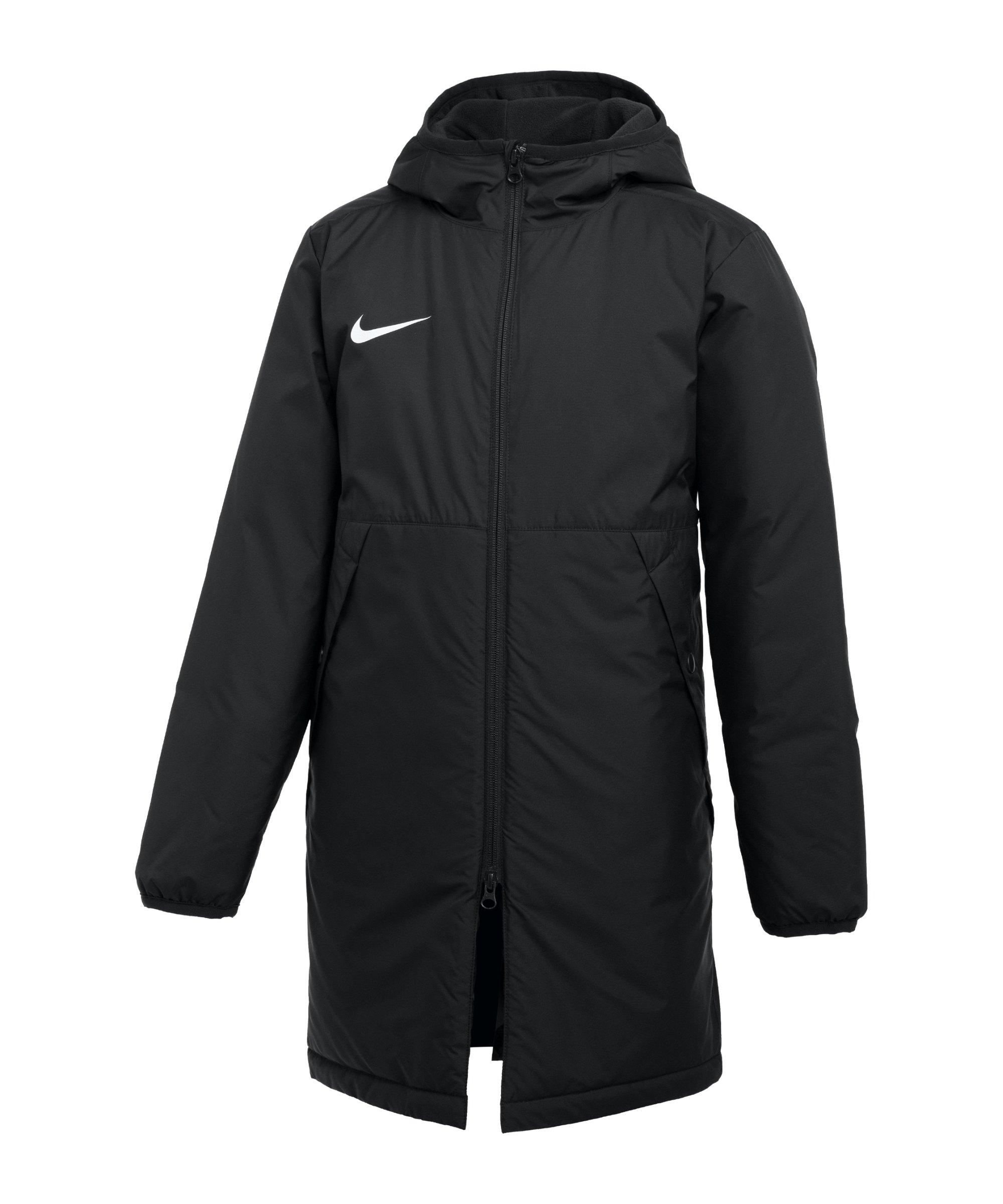 Nike Park 20 Winterjacke Kids Schwarz F010 - schwarz