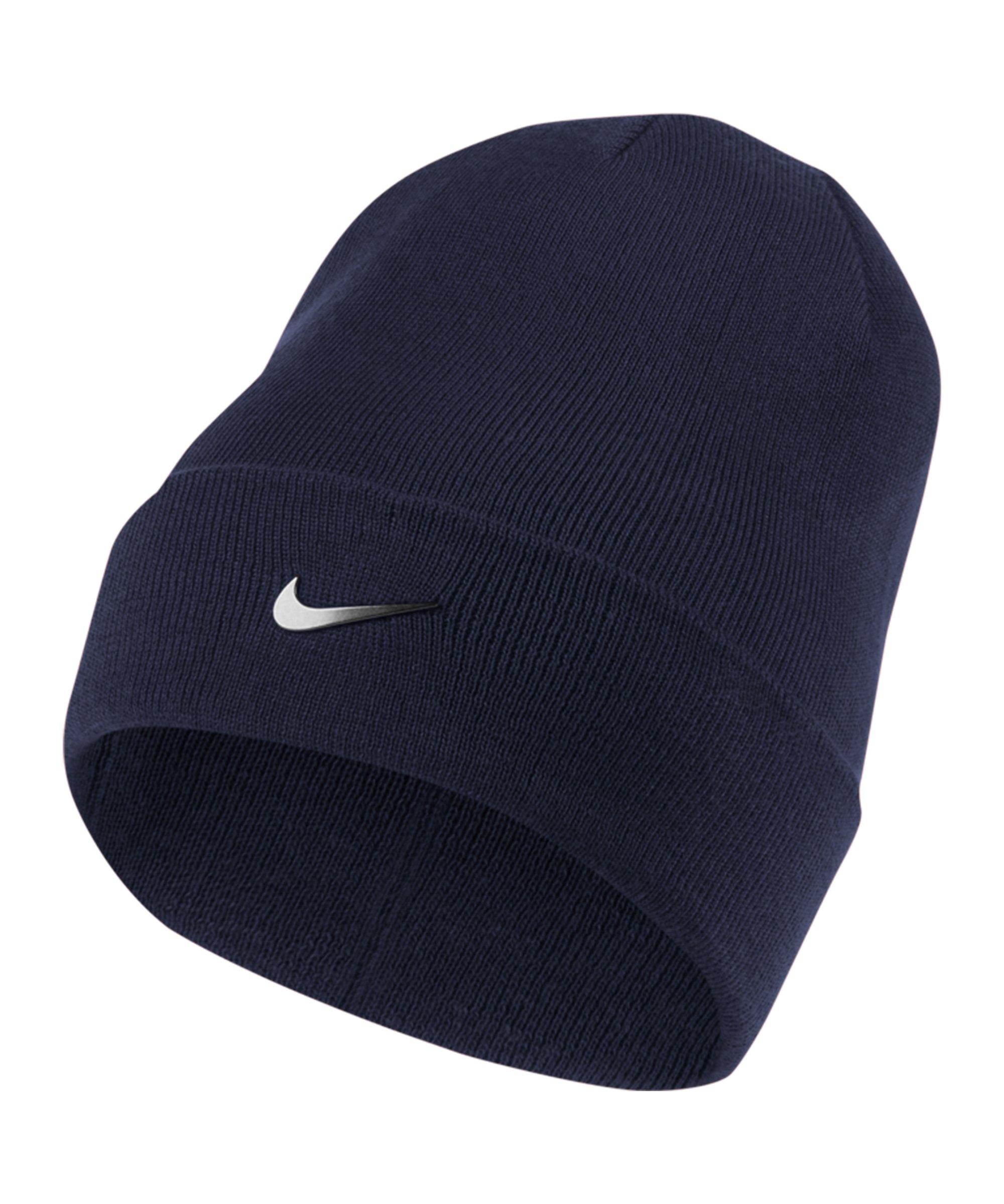 Nike Swoosh Beanie Blau F451 - blau