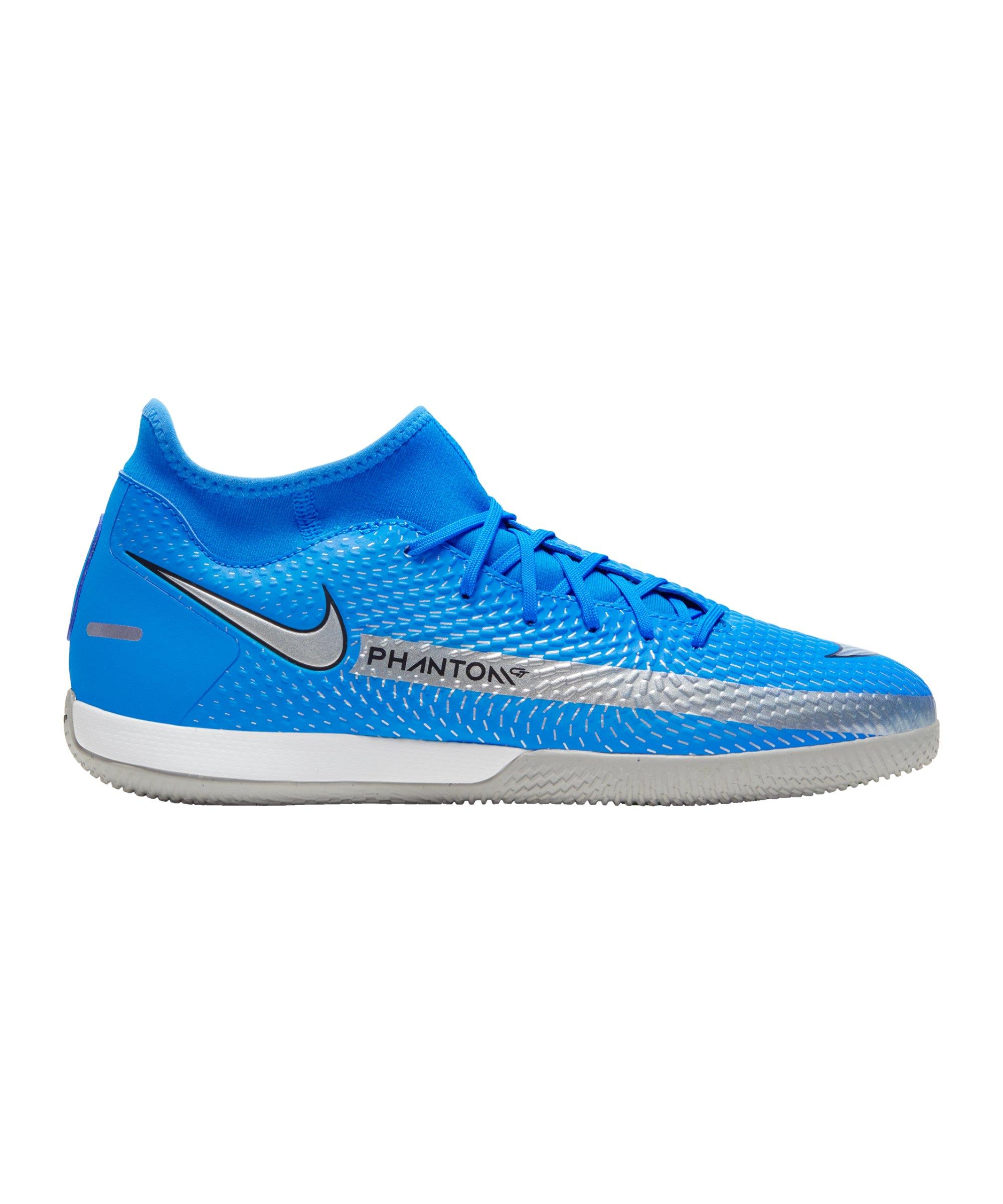 Nike Phantom GT Spectrum Academy DF IC Blau F400 - blau