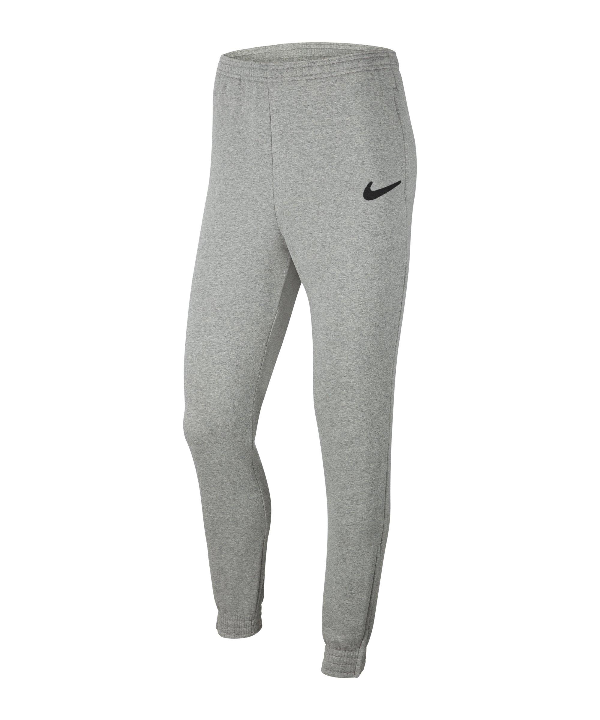 Nike Park 20 Fleece Jogginghose Grau F063 - grau