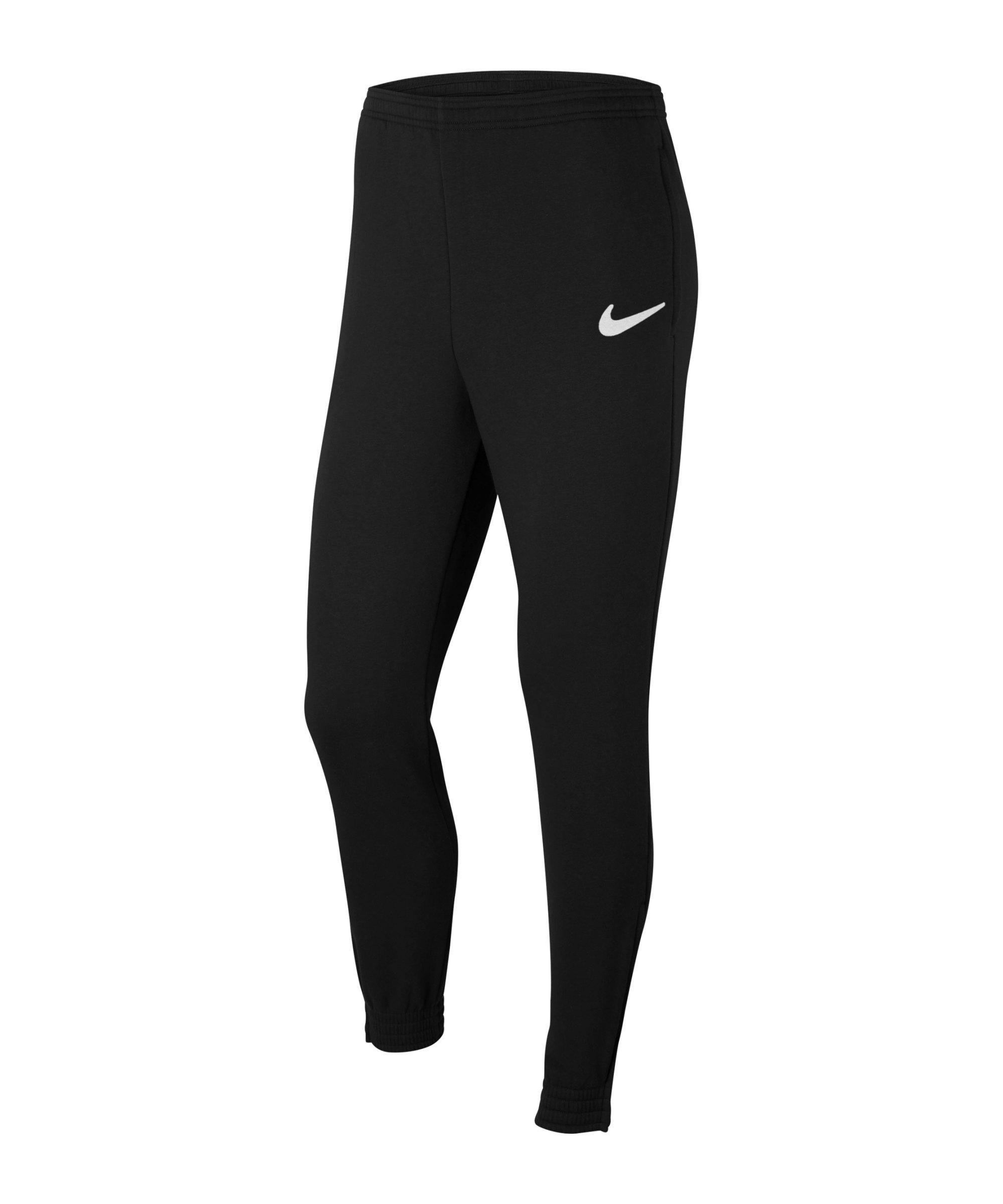 Nike Park 20 Fleece Jogginghose Schwarz F010 - schwarz