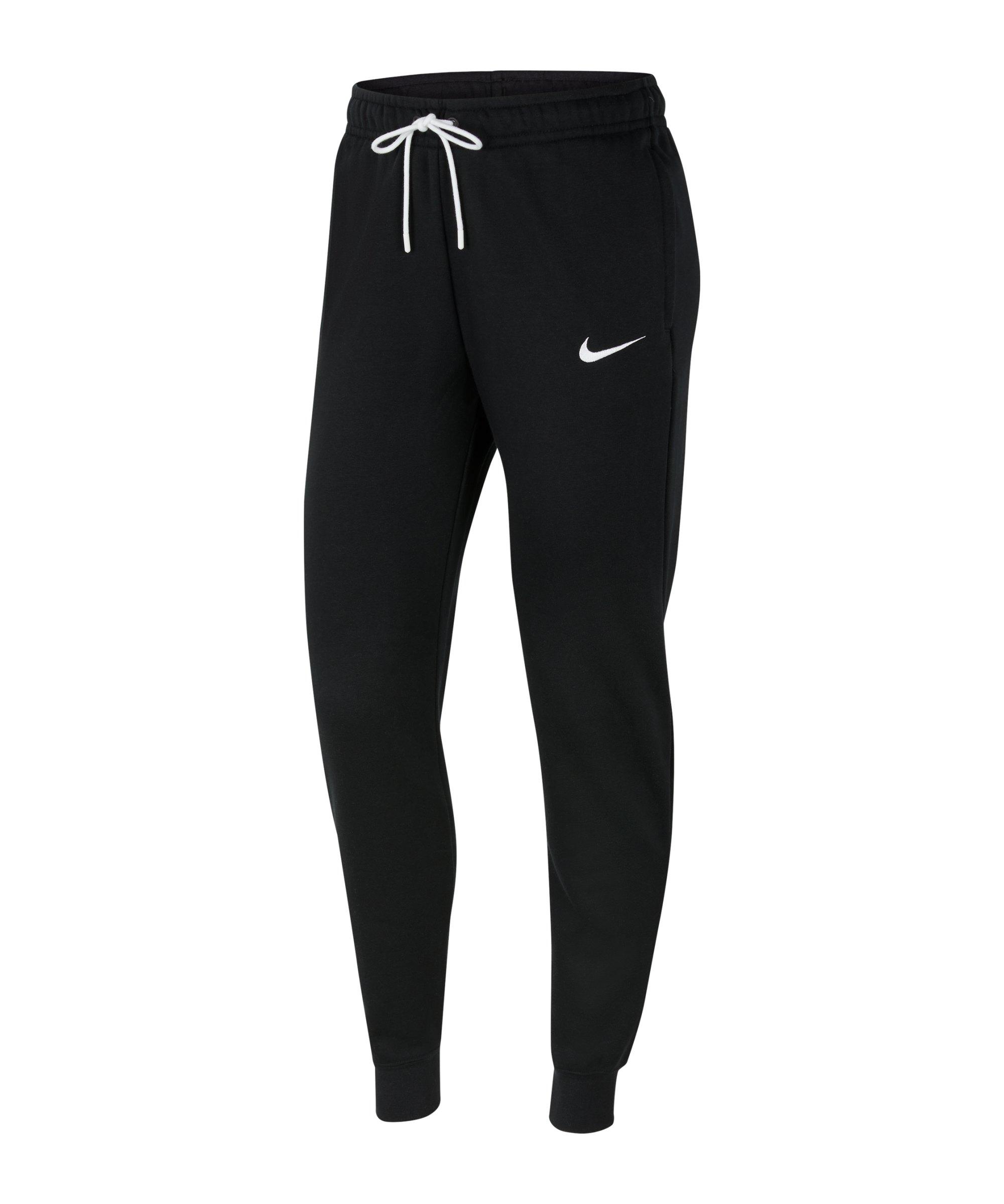 Nike Park 20 Fleece Jogginghose Damen Schwarz F010 - schwarz