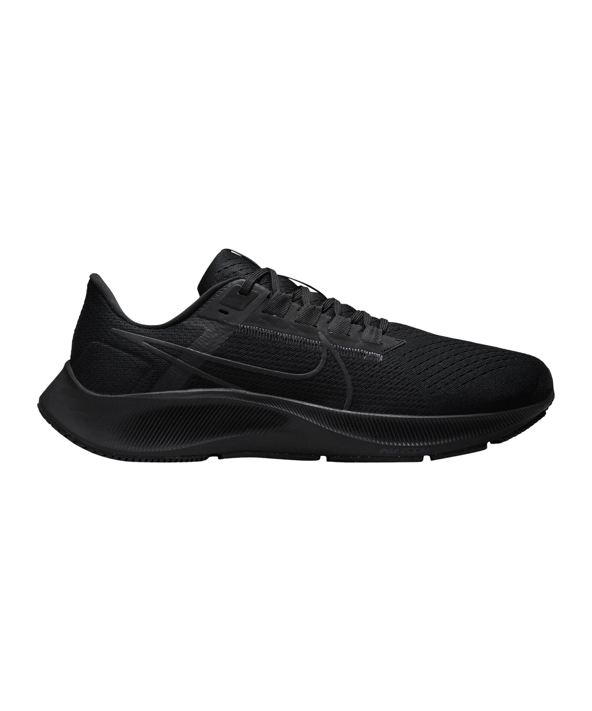 Nike Air Zoom Pegasus 38 Running Schwarz F001 - schwarz